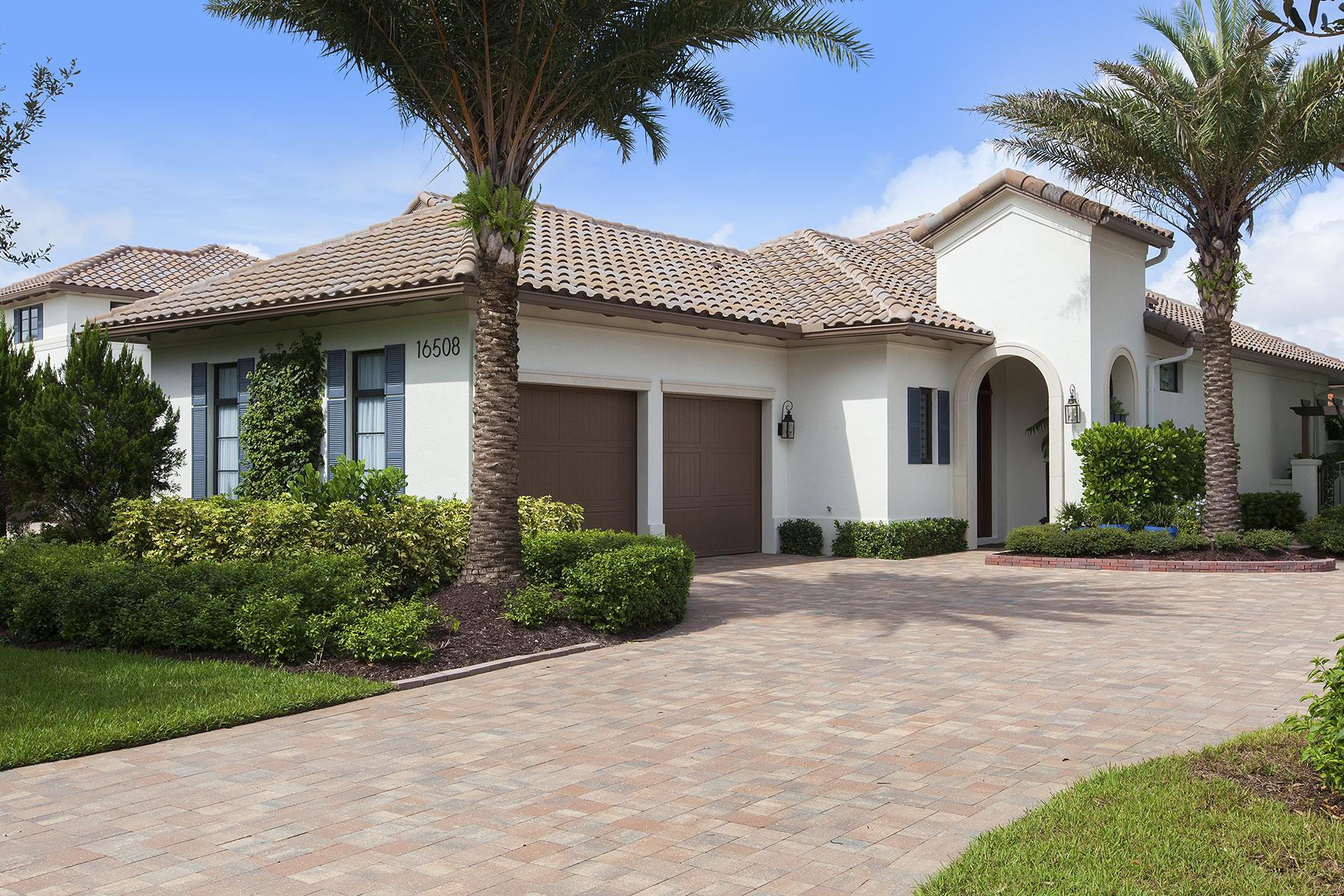 Casa Unifamiliar por un Venta en TALIS PARK 16508 Talis Park Dr Naples, Florida, 34110 Estados Unidos