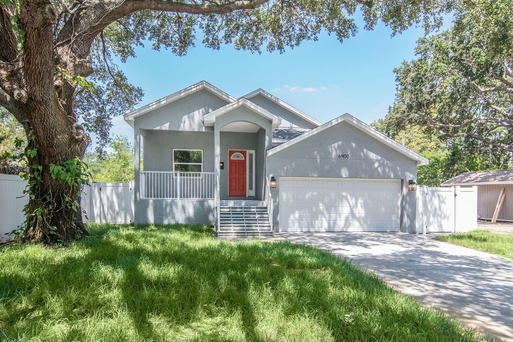 Tek Ailelik Ev için Satış at NORTH ST PETERSBURG 6900 2nd St N St. Petersburg, Florida, 33702 Amerika Birleşik Devletleri