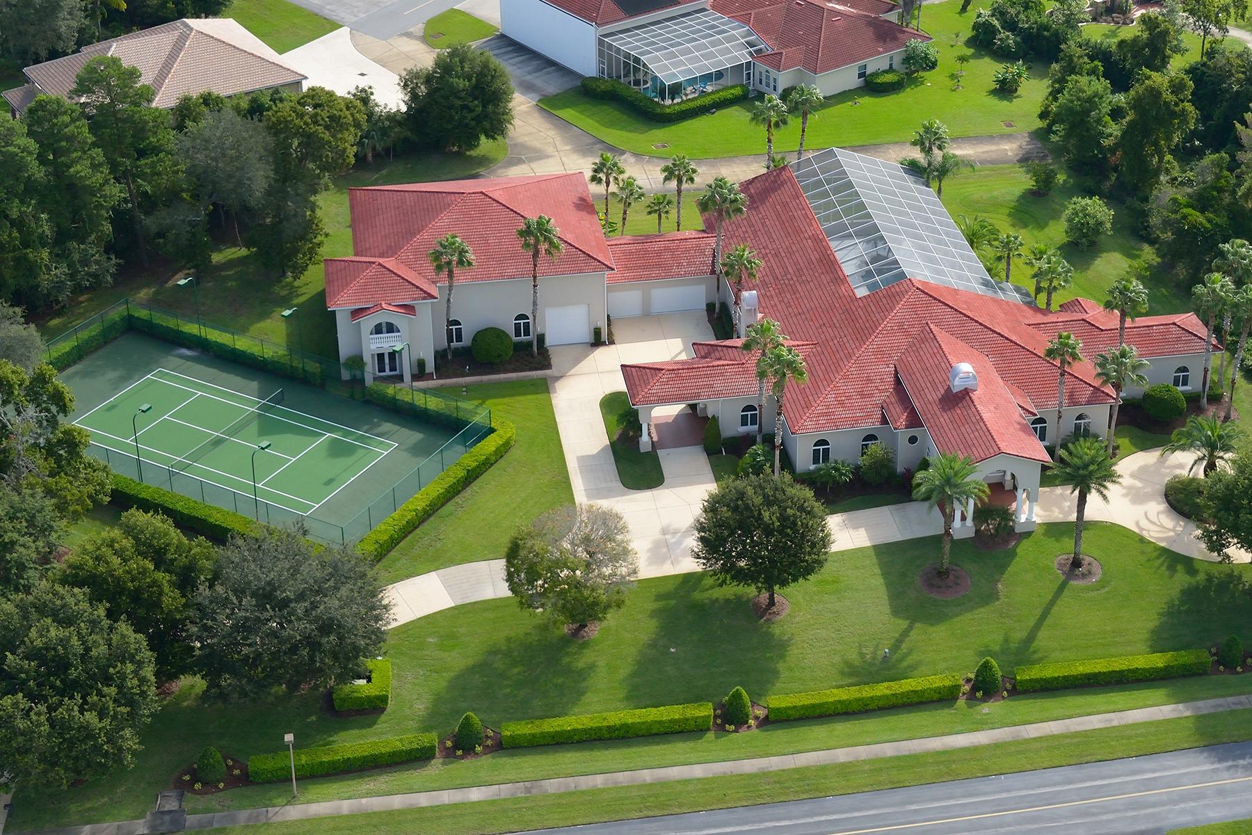 단독 가정 주택 용 매매 에 SPRUCE CREEK AND THE BEACHES 2540 Taxiway Echo Port Orange, 플로리다, 32128 미국