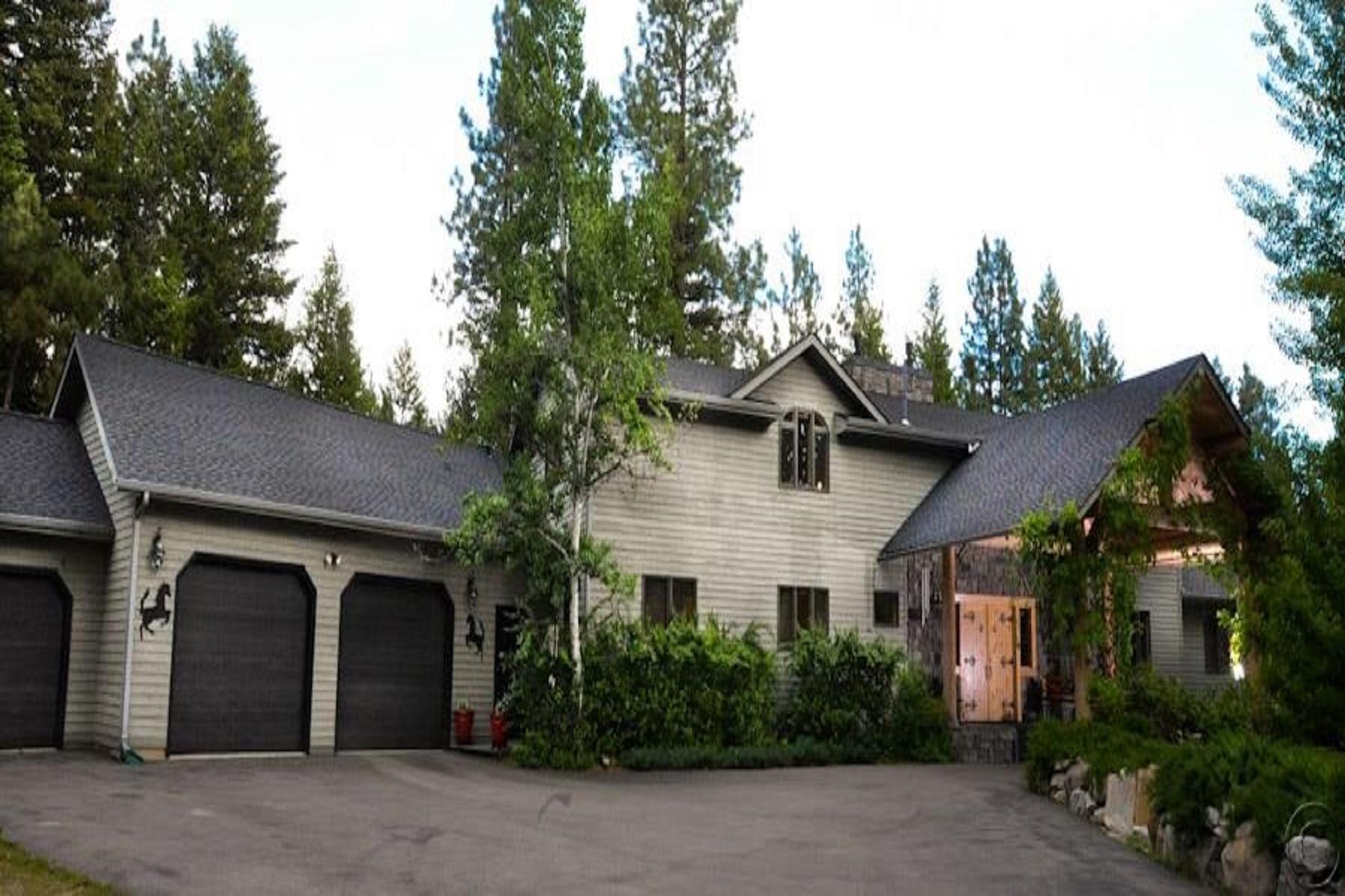 Casa Unifamiliar por un Venta en 20880 Whitetail Ridge Rd , Huson, MT 59846 20880 Whitetail Ridge Rd Huson, Montana, 59846 Estados Unidos