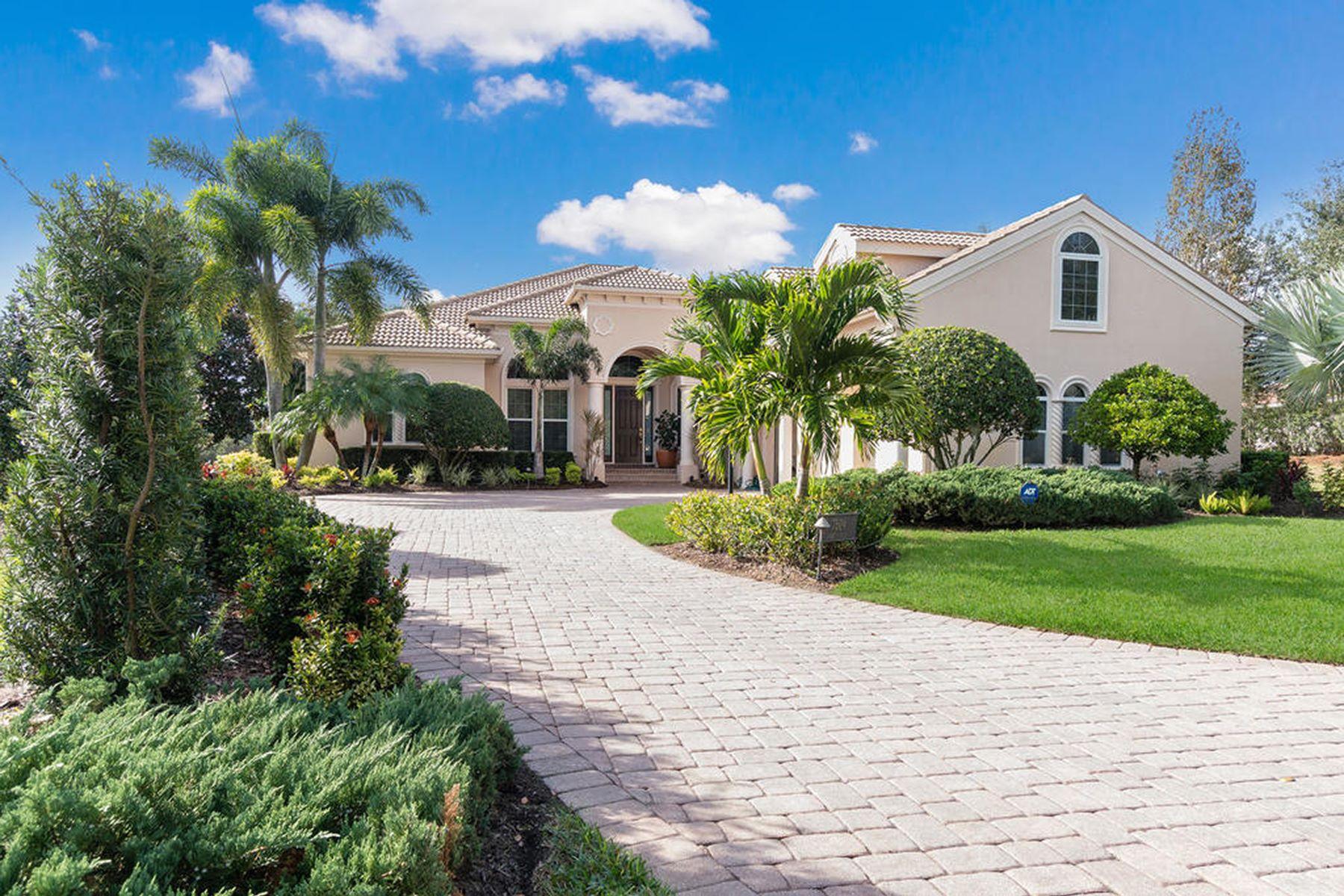 단독 가정 주택 용 매매 에 LAKEWOOD RANCH COUNTRY CLUB 7504 Abbey Lakewood Ranch, 플로리다, 34202 미국