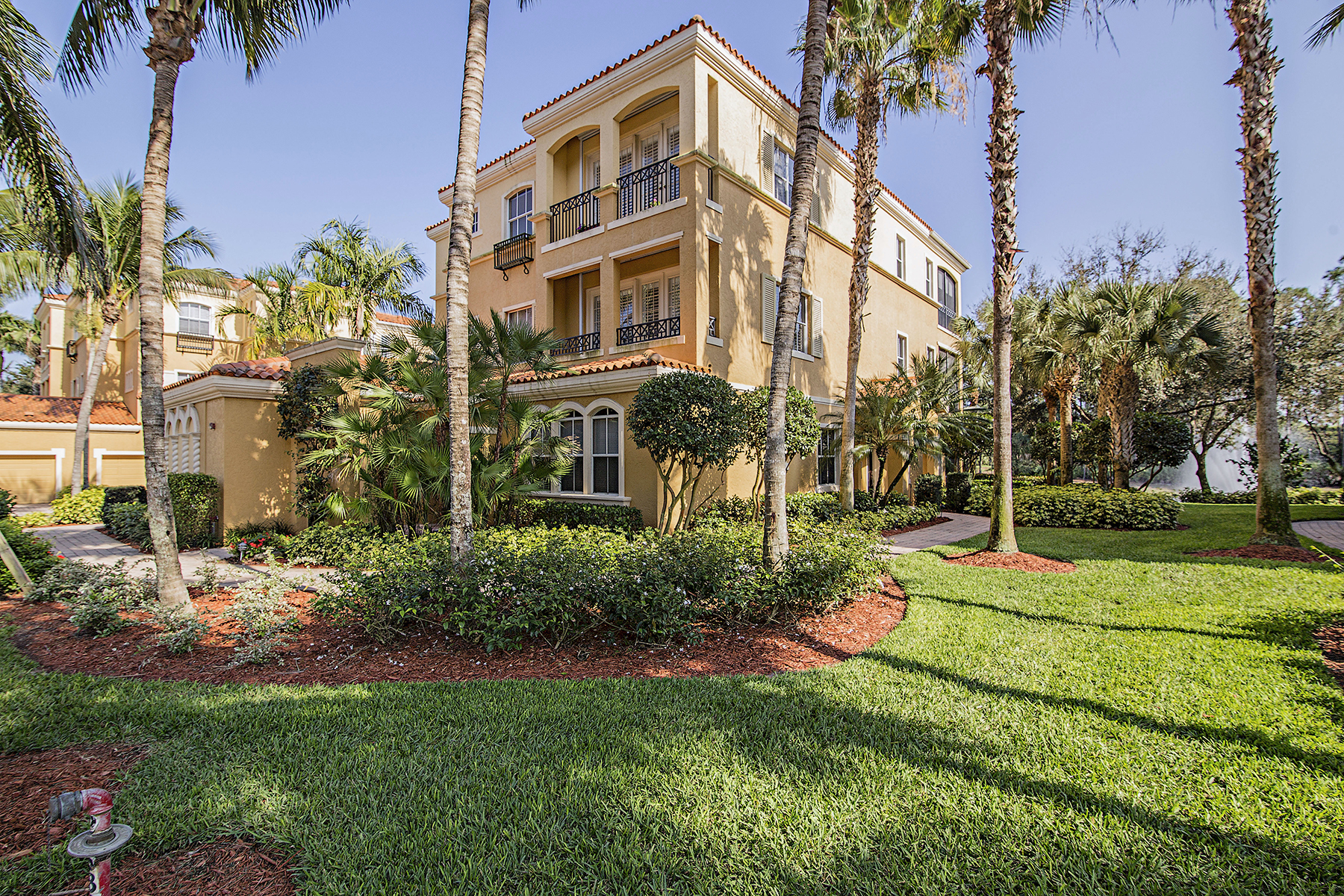 Condominium for Rent at TIBURON - BOLERO 2630 Bolero Dr 101, Naples, Florida 34109 United States