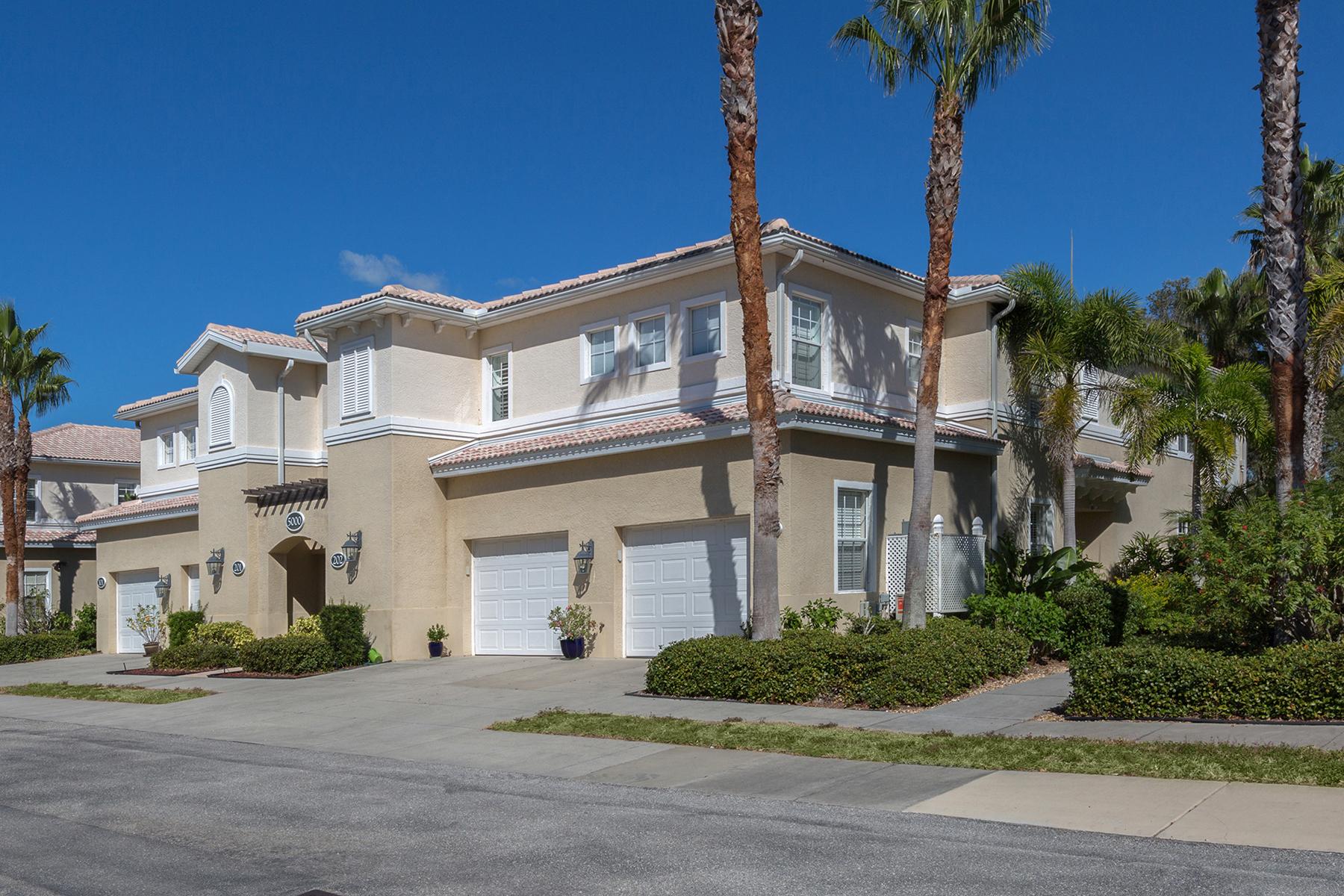 تاون هاوس للـ Sale في ASTON GARDENS 5000 Ibis Way 102, Venice, Florida, 34292 United States