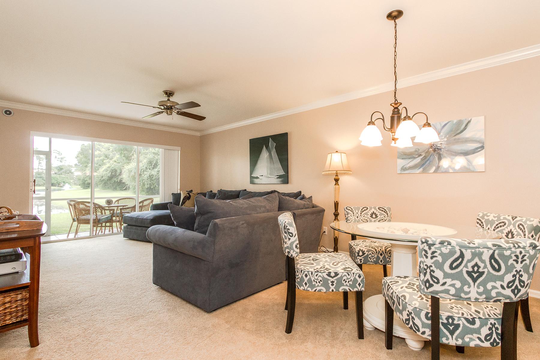 Nhà chung cư vì Bán tại SHERWOOD 145 Robin Hood Cir 1-103 Naples, Florida, 34104 Hoa Kỳ