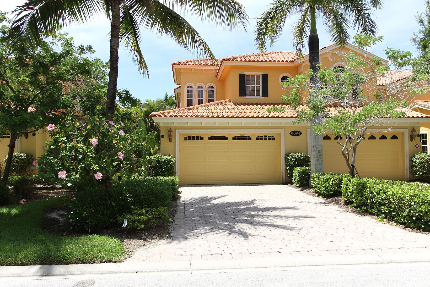 Condominium for Rent at FIDDLERS CREEK - CASADA 9094 Cascada Way 201, Naples, Florida 34114 United States