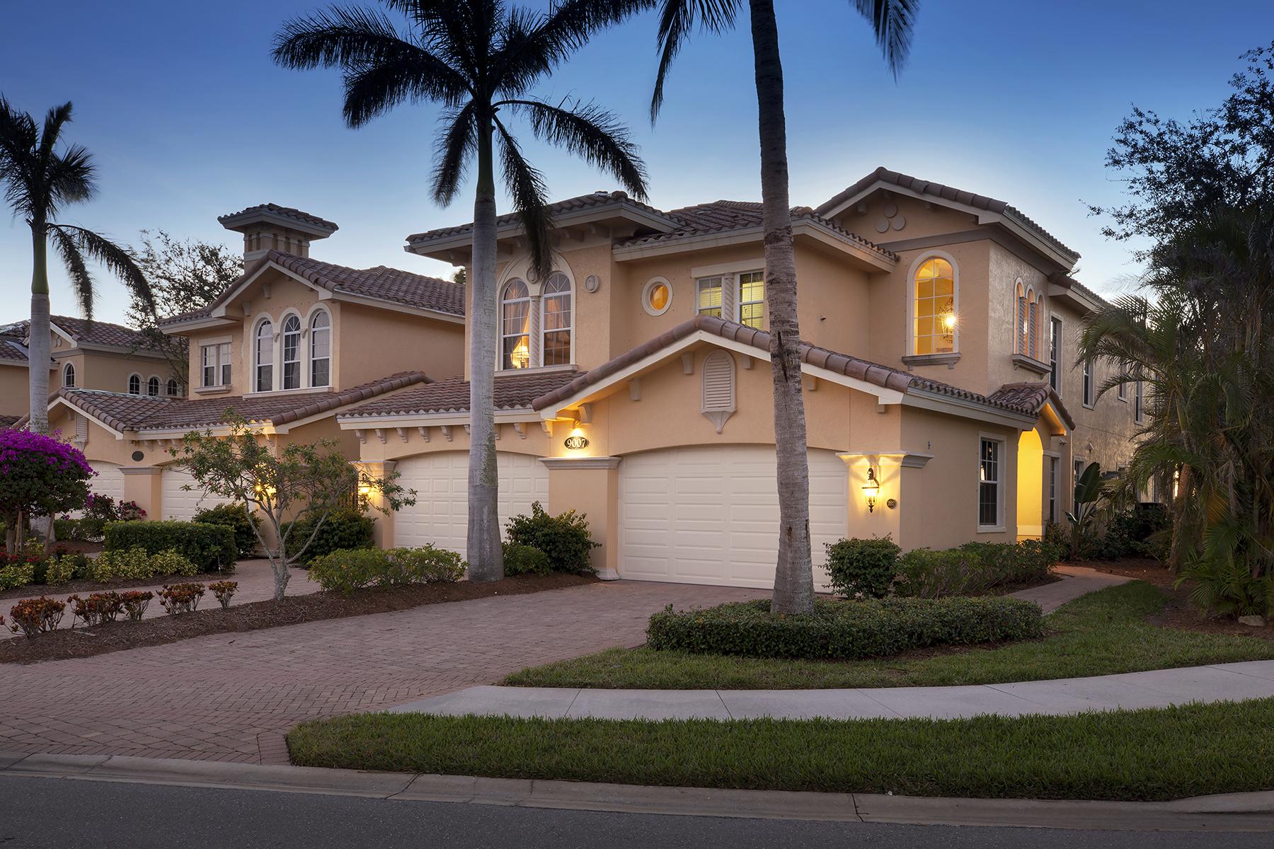 コンドミニアム のために 売買 アット FIDDLERS CREEK 9007 Cherry Oaks Trl 202, Naples, フロリダ, 34114 アメリカ合衆国