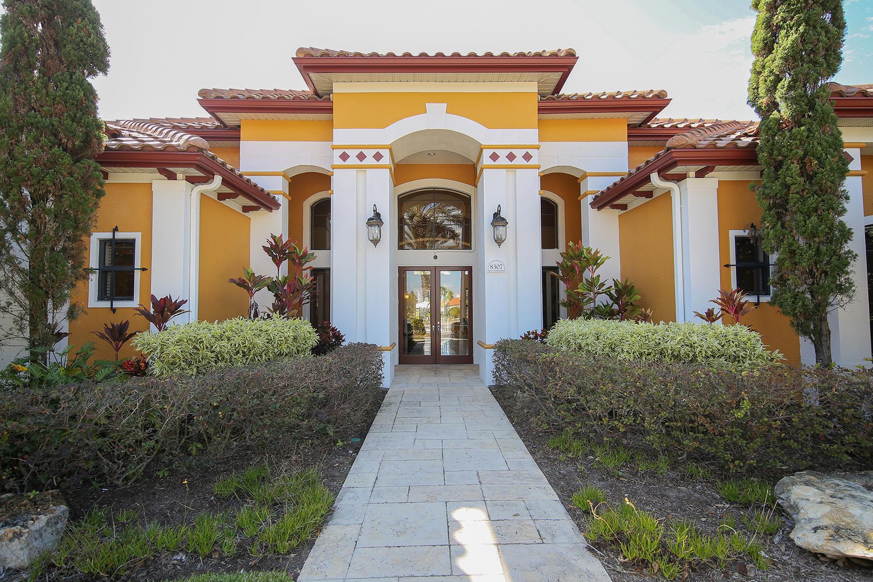 Additional photo for property listing at SARASOTA - SERENATA 8357  38th Street Cir Unit E Sarasota, Florida 34243 United States