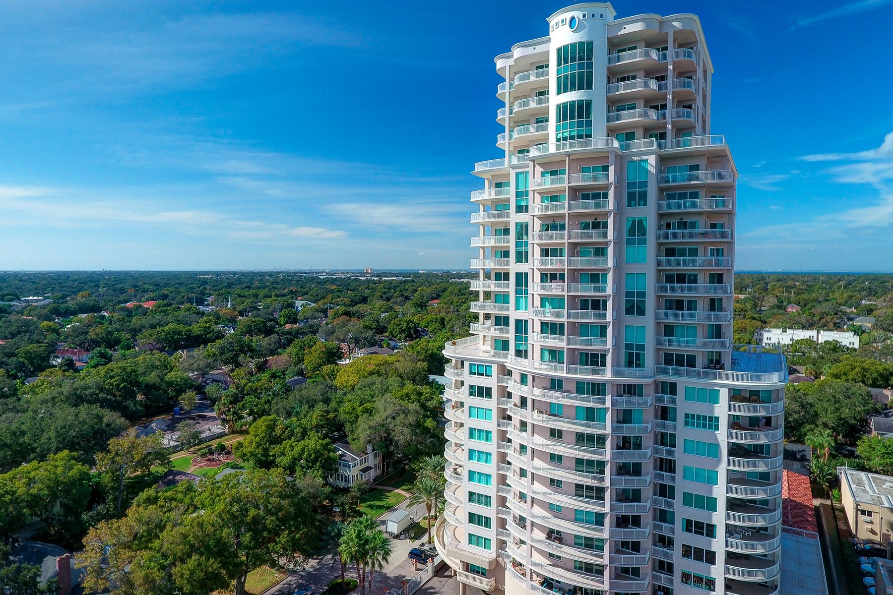 Condominium for Sale at SOUTH TAMPA 3507 Bayshore Blvd 1601 Tampa, Florida, 33629 United States