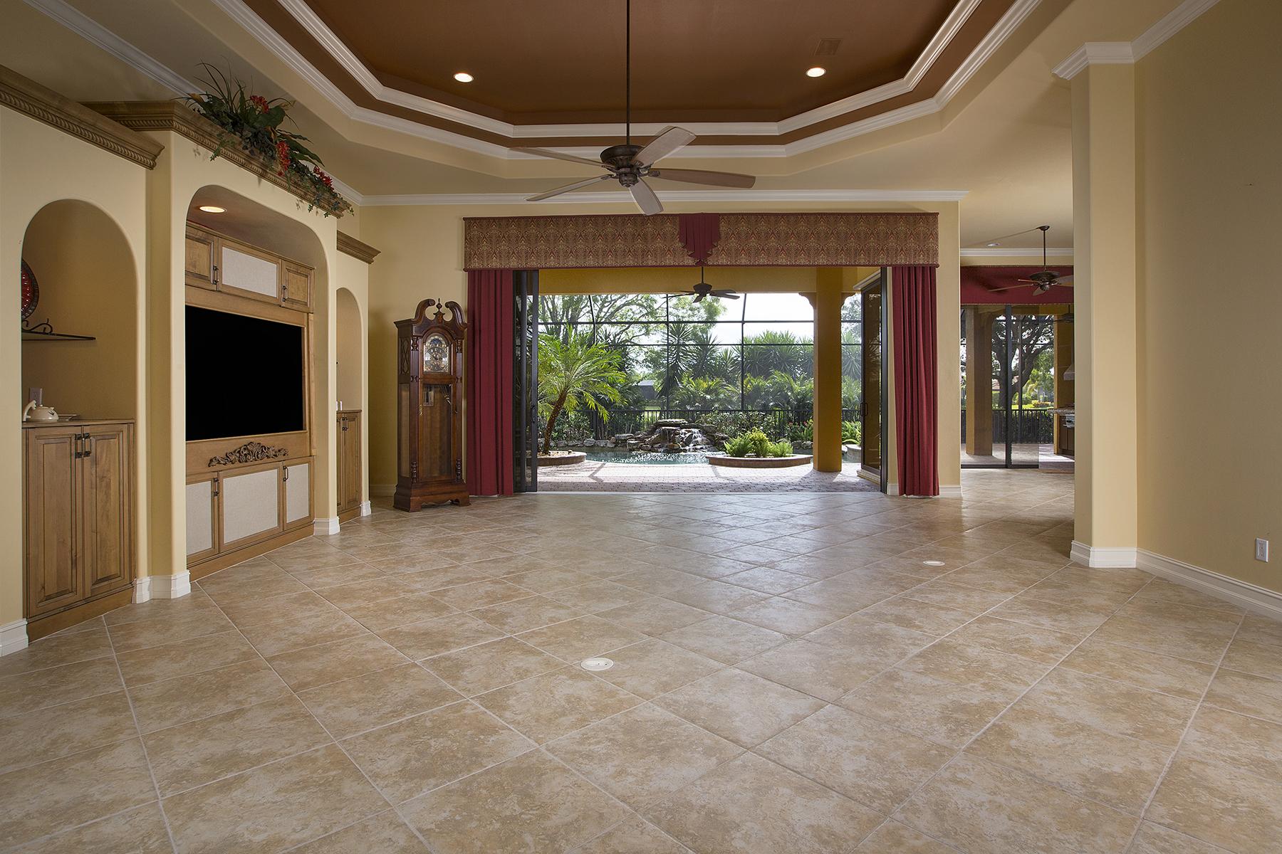 独户住宅 为 销售 在 AVIETO - PALMIRA GOLF AND COUNTRY CLUB 28535 Raffini Ln 博尼塔温泉, 佛罗里达州 34135 美国