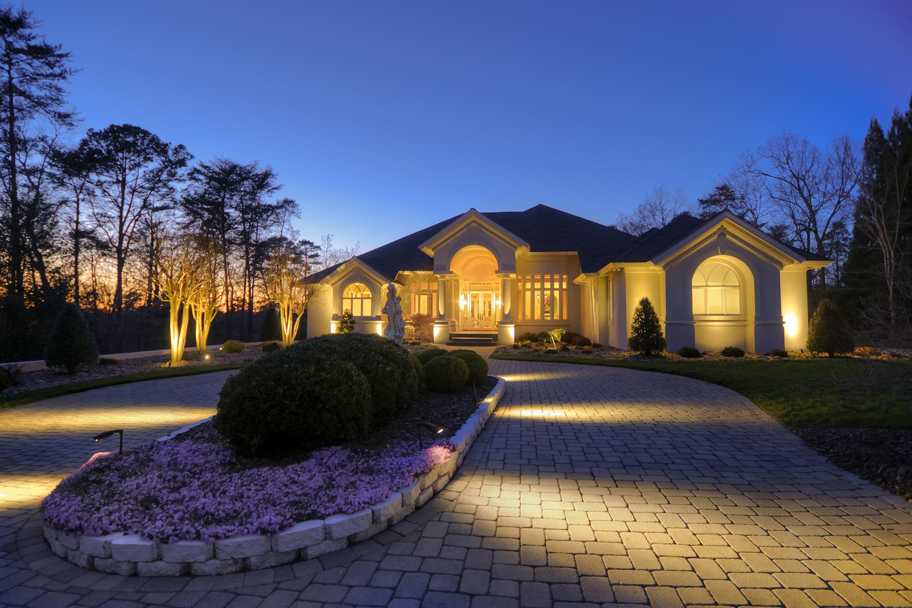 Moradia para Venda às UWHARRIE POINT 312 Porters Glen New London, Carolina Do Norte, 28127 Estados Unidos