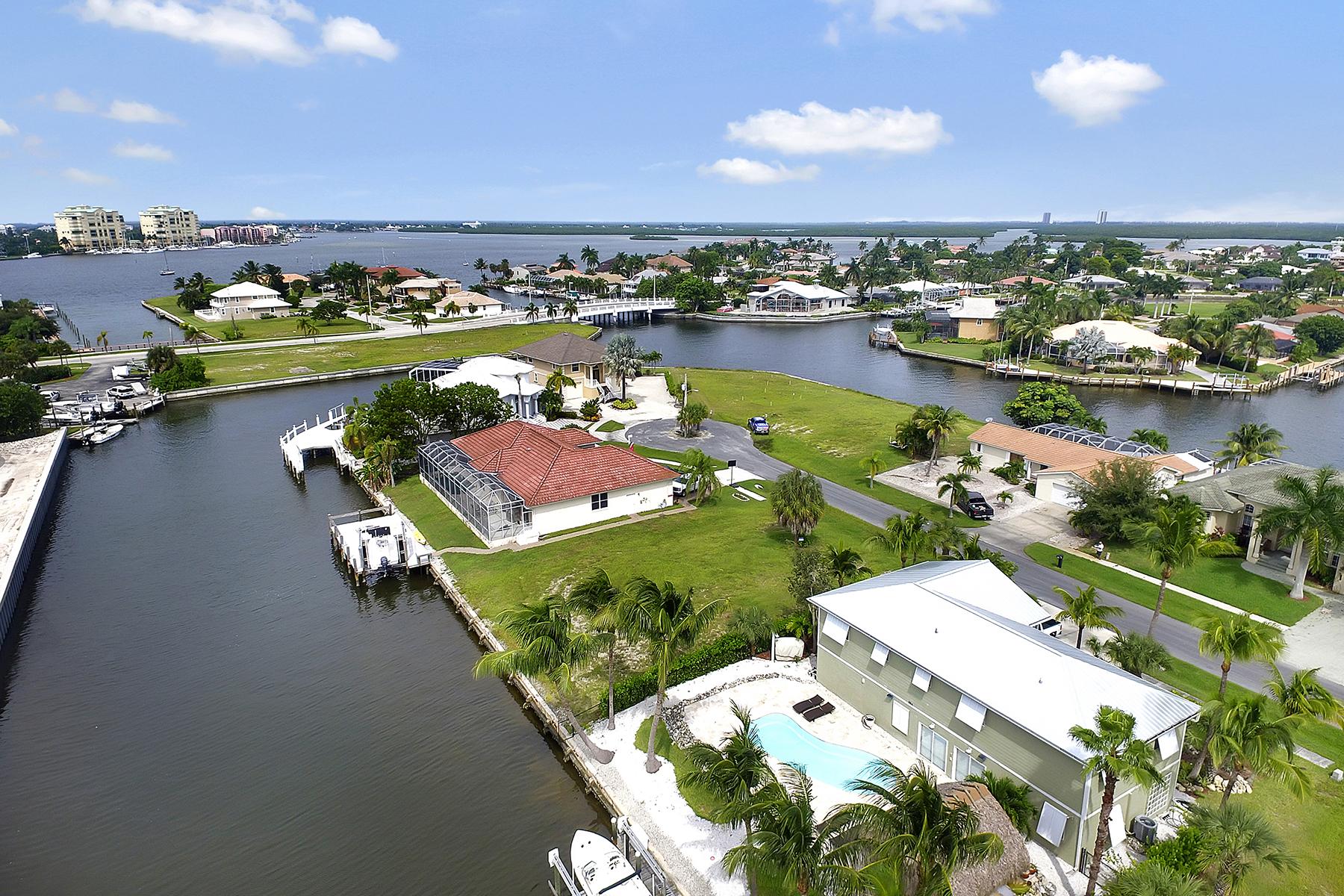 土地 為 出售 在 MARCO ISLAND - ROSE COURT 872 Rose Ct Marco Island, 佛羅里達州, 34145 美國