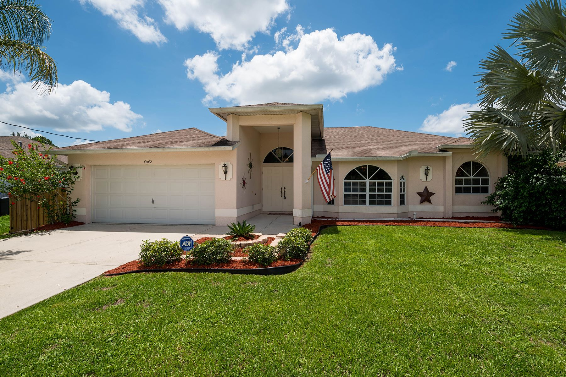 Single Family Home for Sale at NORTH PORT 4042 Duluth Terr North Port, Florida 34286 United States