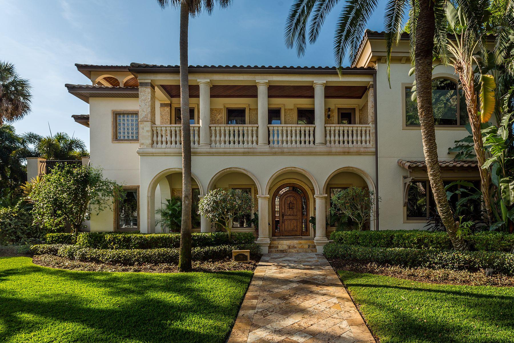 Maison unifamiliale pour l Vente à OLD NORTHEAST 746 14th Ave NE St. Petersburg, Florida 33701 États-Unis