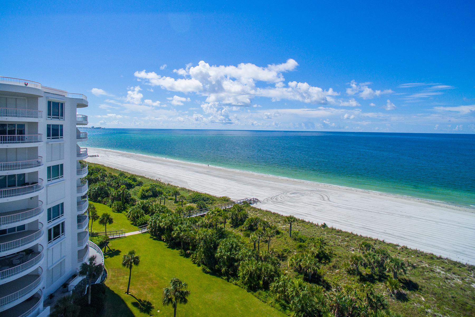 Condomínio para Venda às PIERRE - LONGBOAT KEY 455 Longboat Club Rd PH 7 Longboat Key, Florida, 34228 Estados Unidos