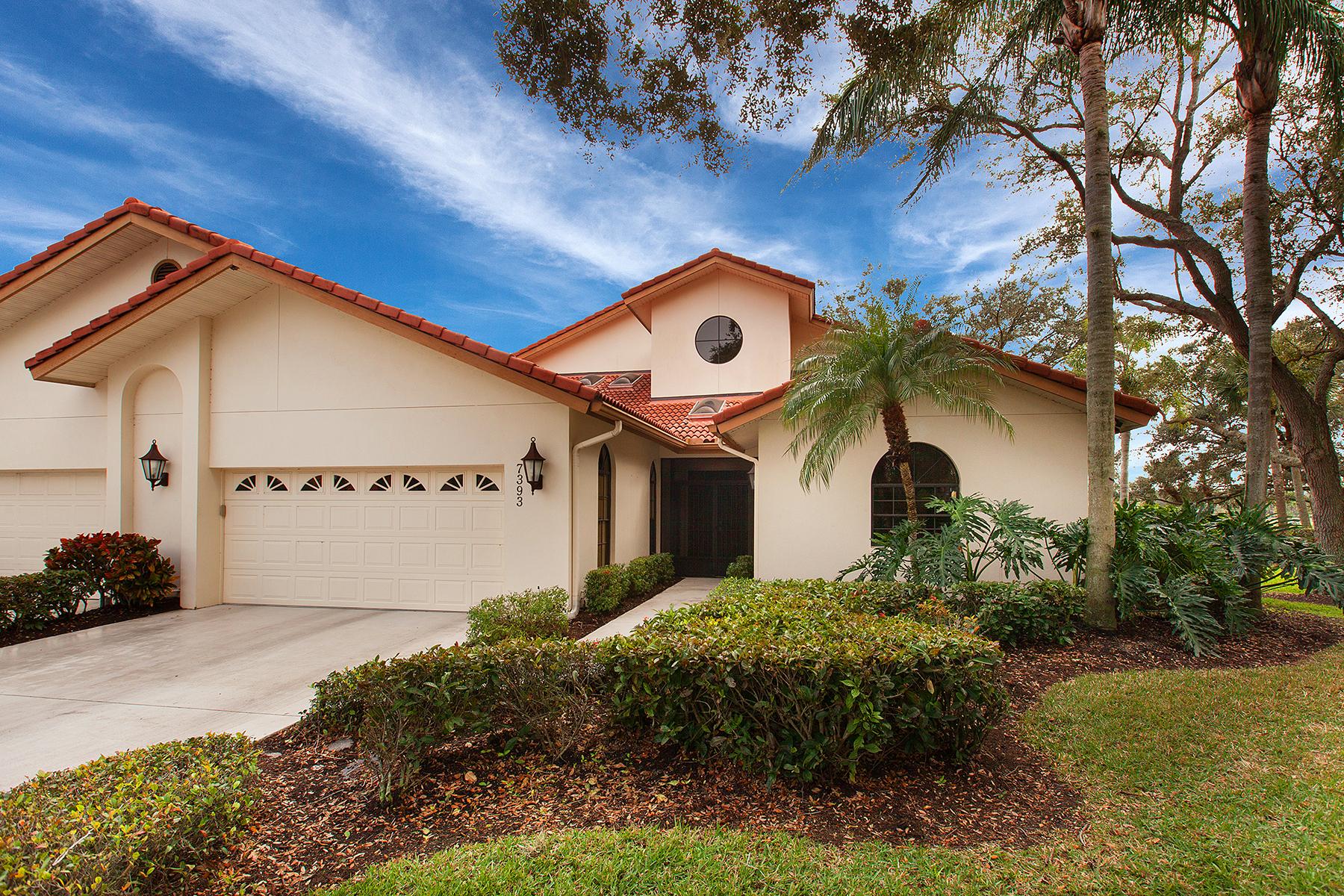 Таунхаус для того Продажа на PRESTANCIA 7393 Villa D Este Dr Sarasota, Флорида, 34238 Соединенные Штаты
