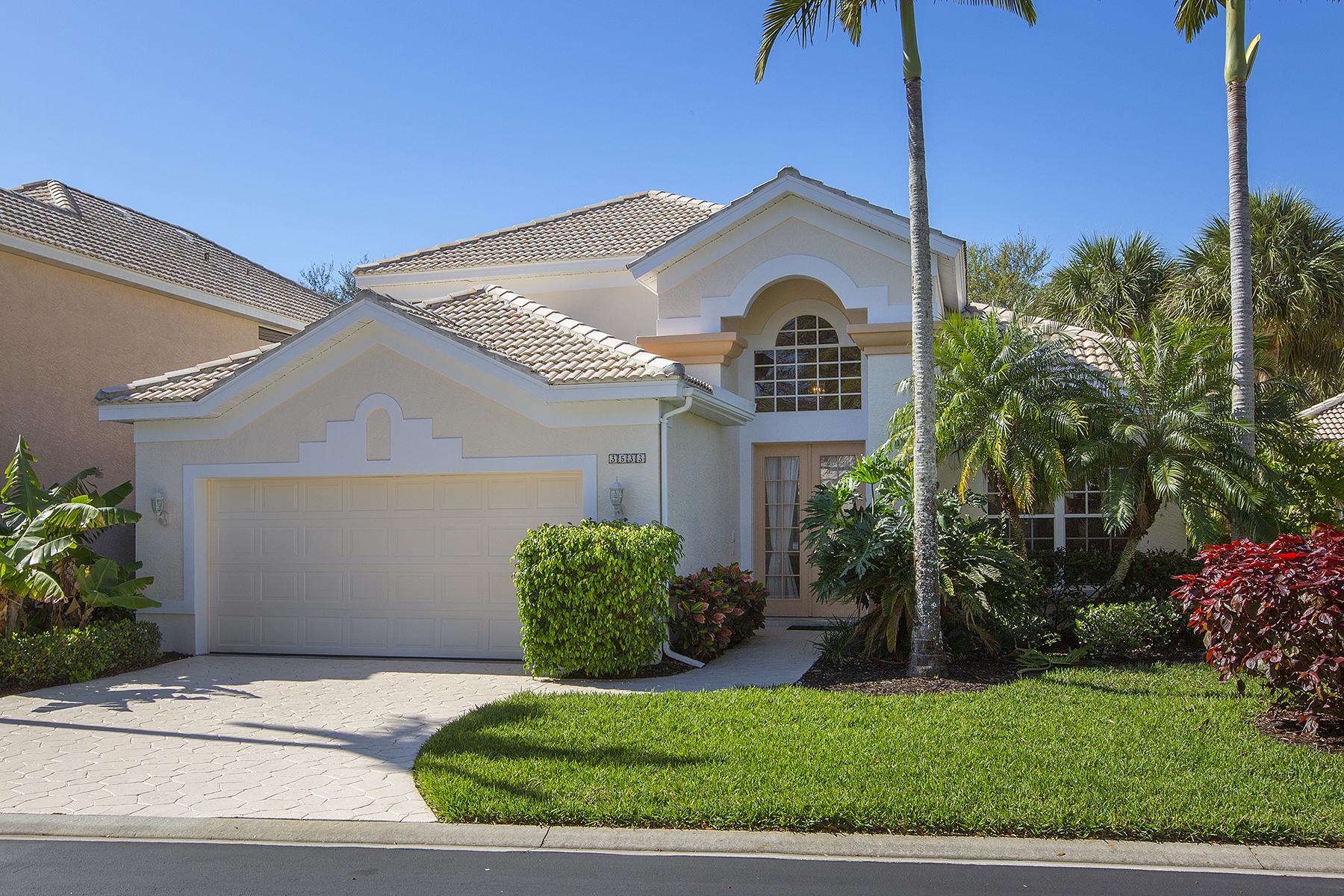 Moradia para Venda às PELICAN LANDING - HERON GLEN 3533 Heron Glen Ct Estero, Florida, 34134 Estados Unidos