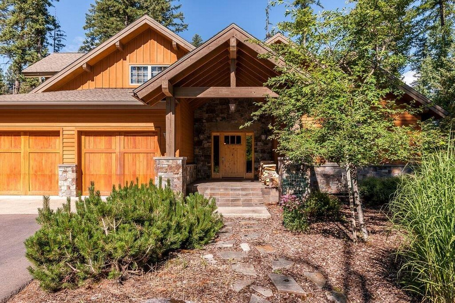 Single Family Home for Sale at 12355 Cygnet Way , Bigfork, MT 59911 12355 Cygnet Way, Bigfork, Montana, 59911 United States