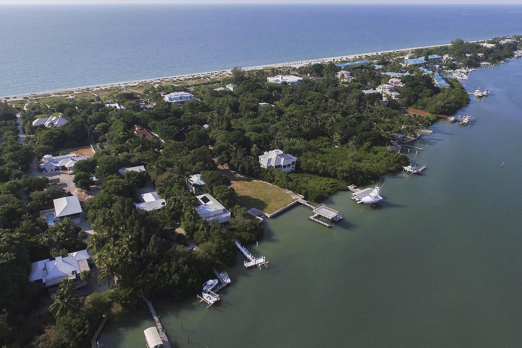 Casa Unifamiliar por un Venta en CAPTIVA 16181 Captiva Dr Captiva, Florida 33924 Estados Unidos
