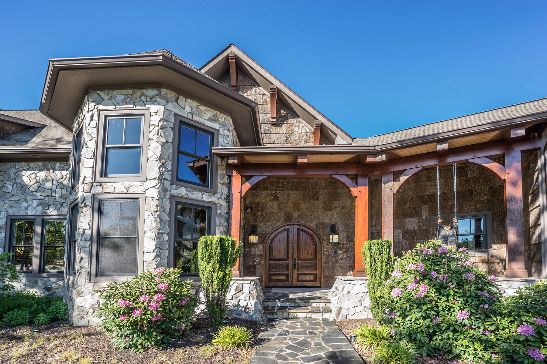 Additional photo for property listing at A MOUNTAIN MASTERPIECE 539  Nightshade Rd,  Boone, North Carolina 28607 United States