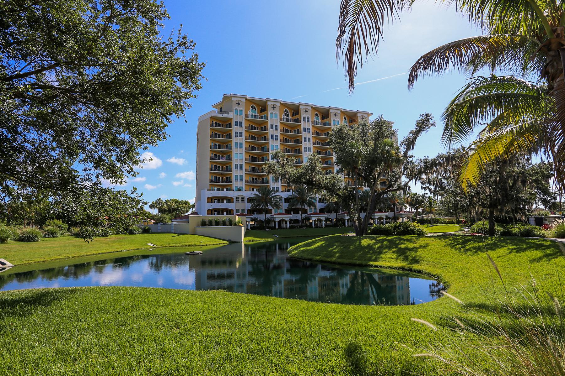 Condominio per Vendita alle ore THE PALMS AT RIVIERA DUNES 501 Haben Blvd 804 Palmetto, Florida, 34221 Stati Uniti