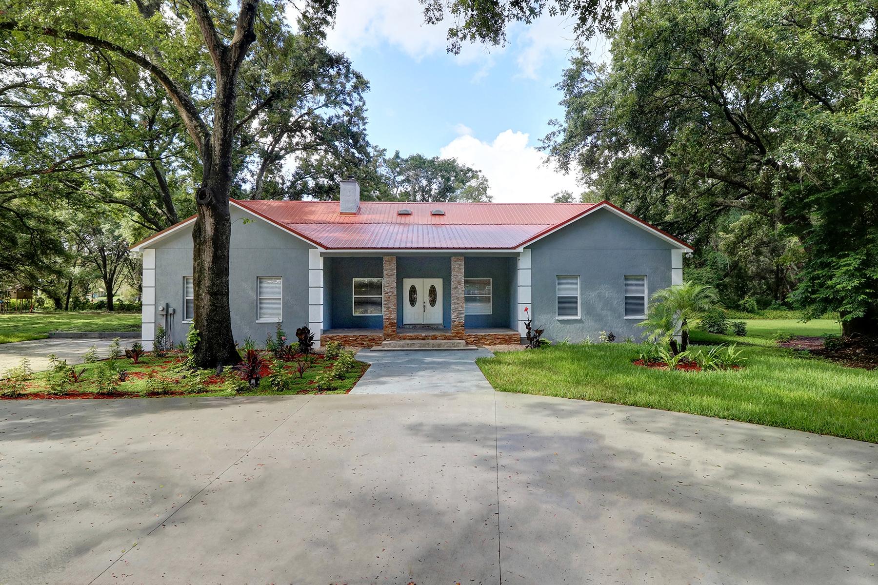 Maison unifamiliale pour l Vente à PLANT CITY 3005 Pemberton Trace Ct Plant City, Florida, 33565 États-Unis
