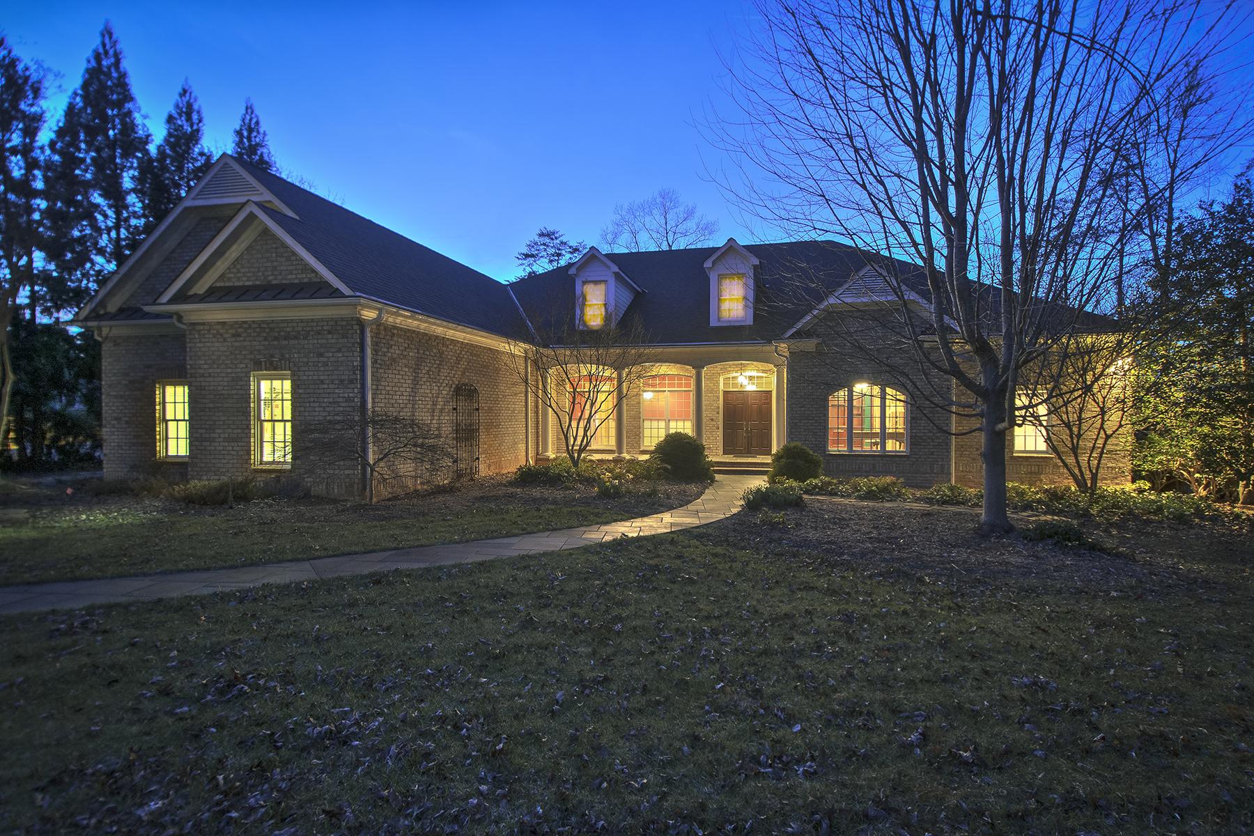Einfamilienhaus für Verkauf beim UWHARRIE POINT 300 Porters Glen New London, North Carolina, 28127 Vereinigte Staaten