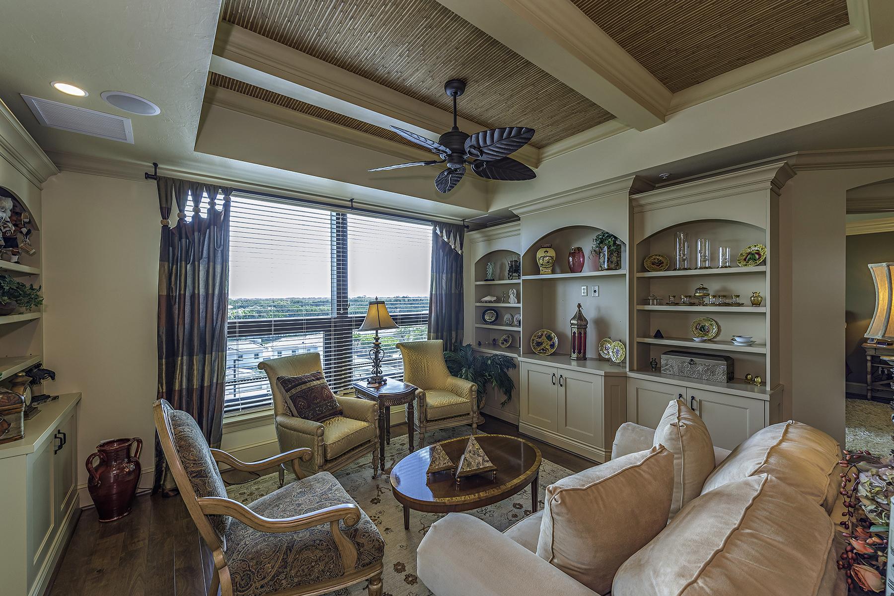 共管式独立产权公寓 为 销售 在 Strada 9115 Strada Pl 5505 那不勒斯, 佛罗里达州, 34108 美国