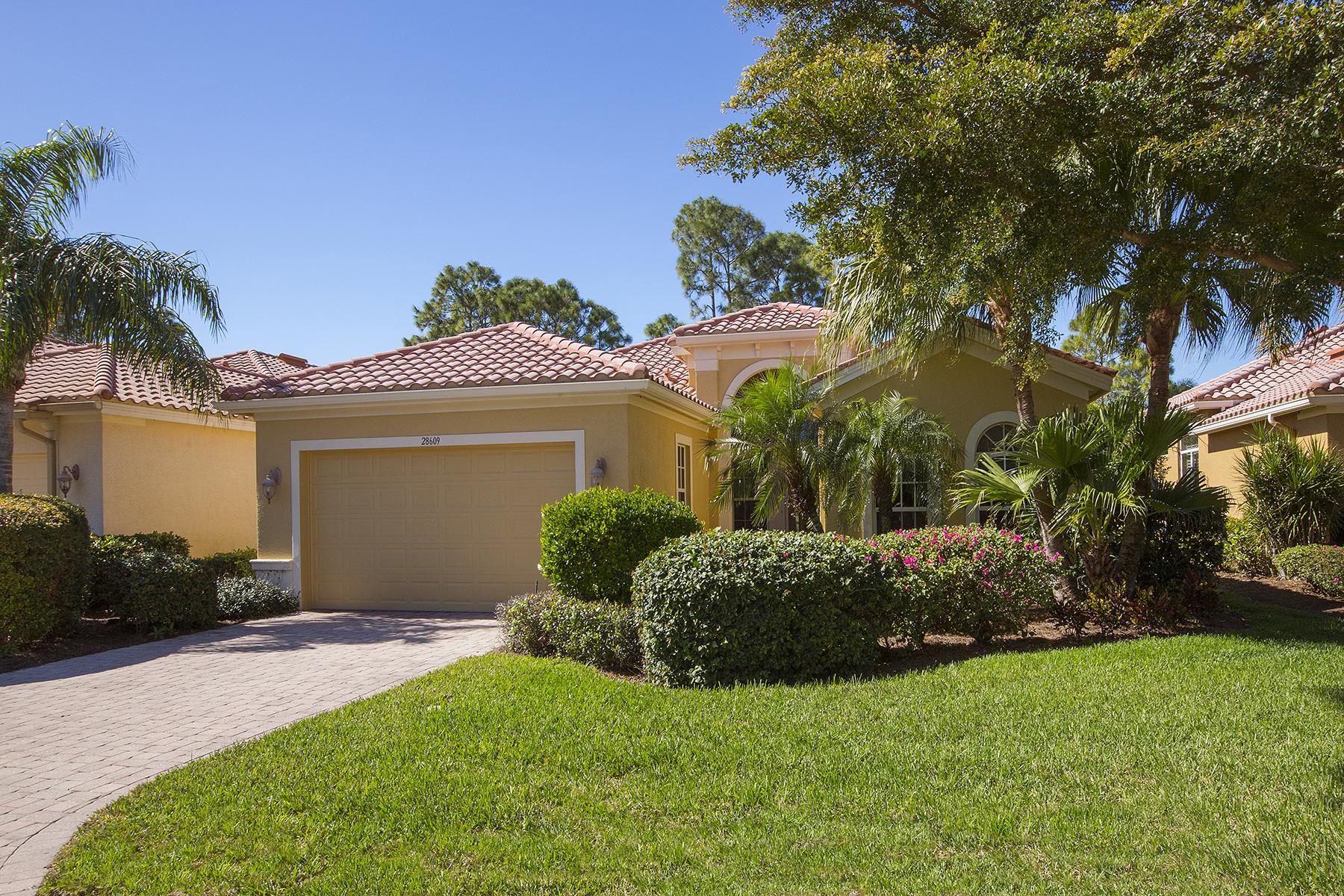 独户住宅 为 销售 在 VASARI - PIENZA 28609 Pienza Ct 博尼塔温泉, 佛罗里达州, 34135 美国