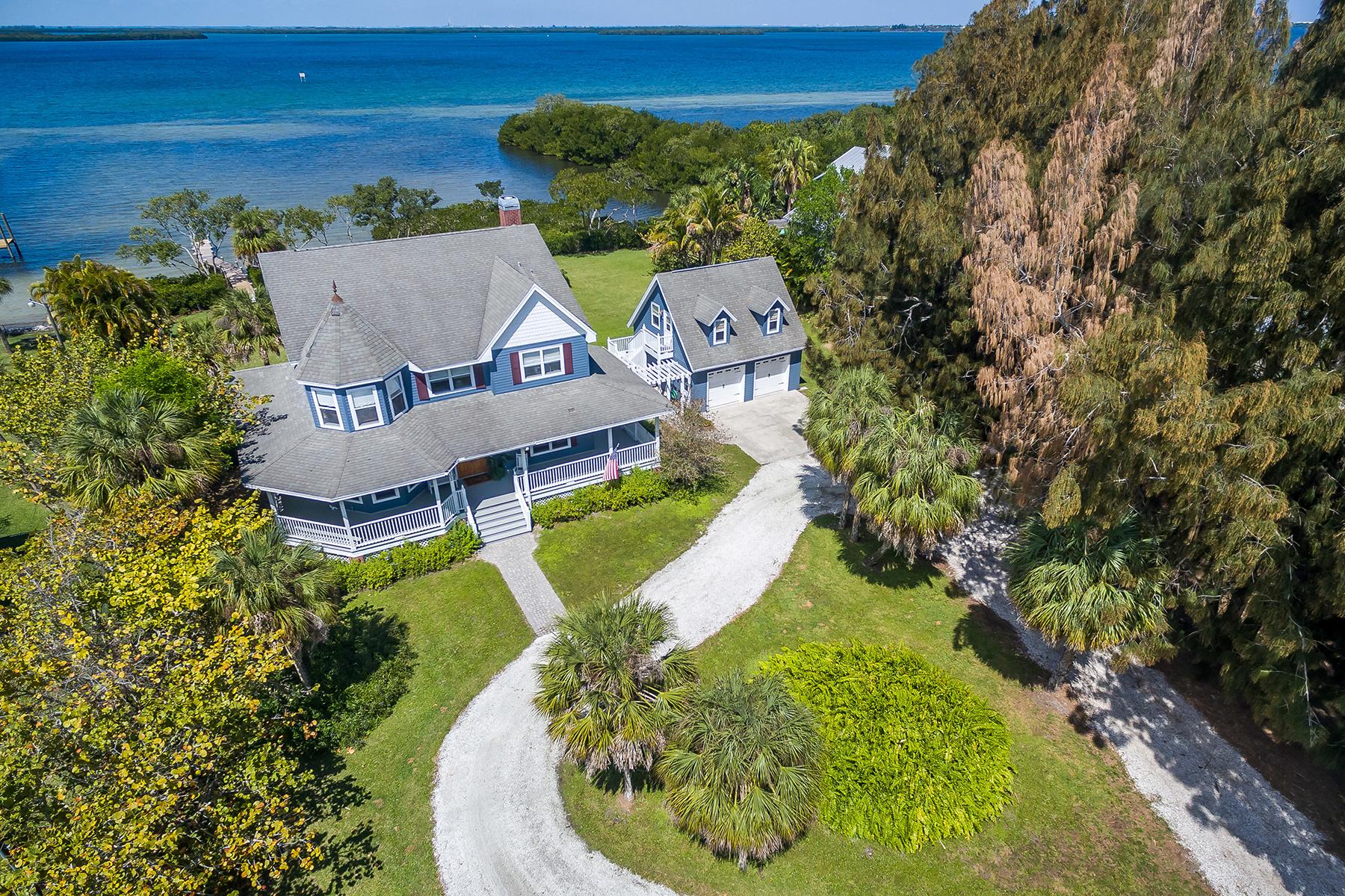 獨棟家庭住宅 為 出售 在 TERRA CEIA BAY 2103 27th Avenue Blvd W Palmetto, 佛羅里達州, 34221 美國