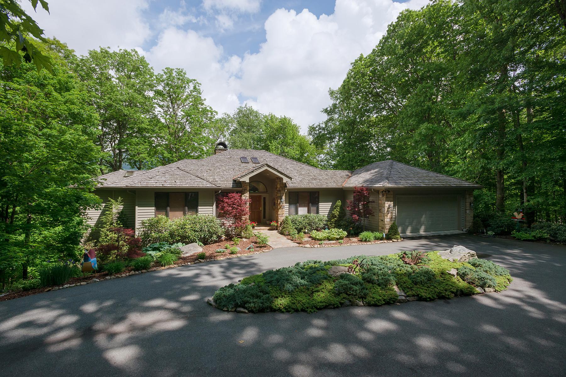 Maison unifamiliale pour l Vente à LINVILLE - LINVILLE RIDGE 1038 Ridge Dr 10 Linville, Carolina Du Nord, 28646 États-Unis