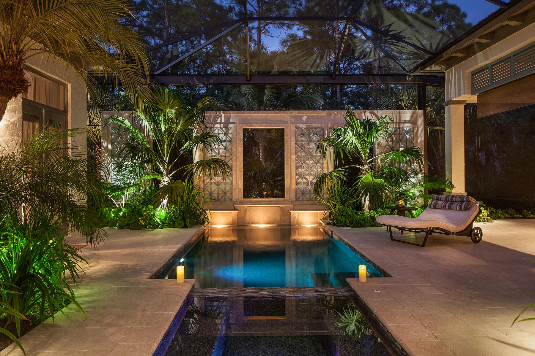Maison unifamiliale pour l Vente à LELY RESORT - CLASSICS PLANTATION ESTATES 7445 Martinique Naples, Florida, 34113 États-Unis