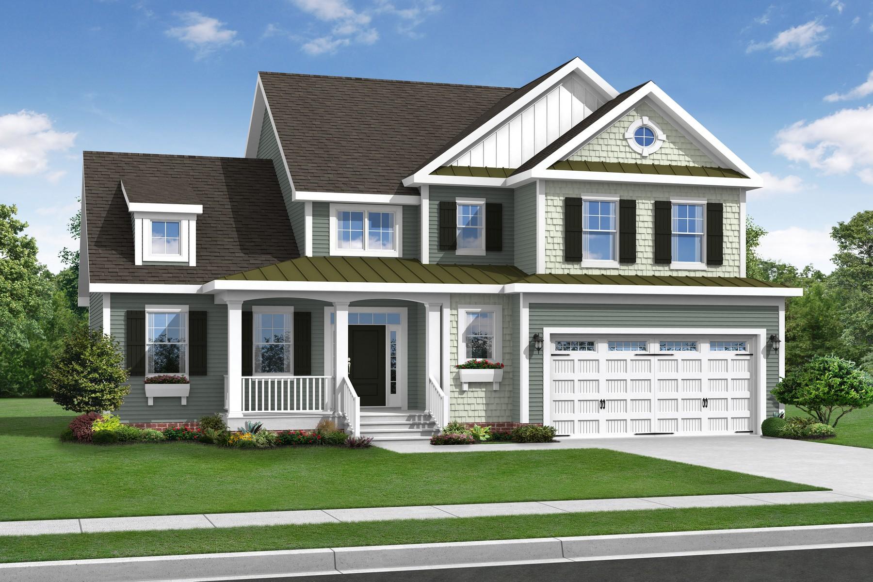 واحد منزل الأسرة للـ Sale في 24200 Canoe Dr Heron, Millsboro, DE 19966 33406 Paddle Drive 226, Millsboro, Delaware, 19966 United States