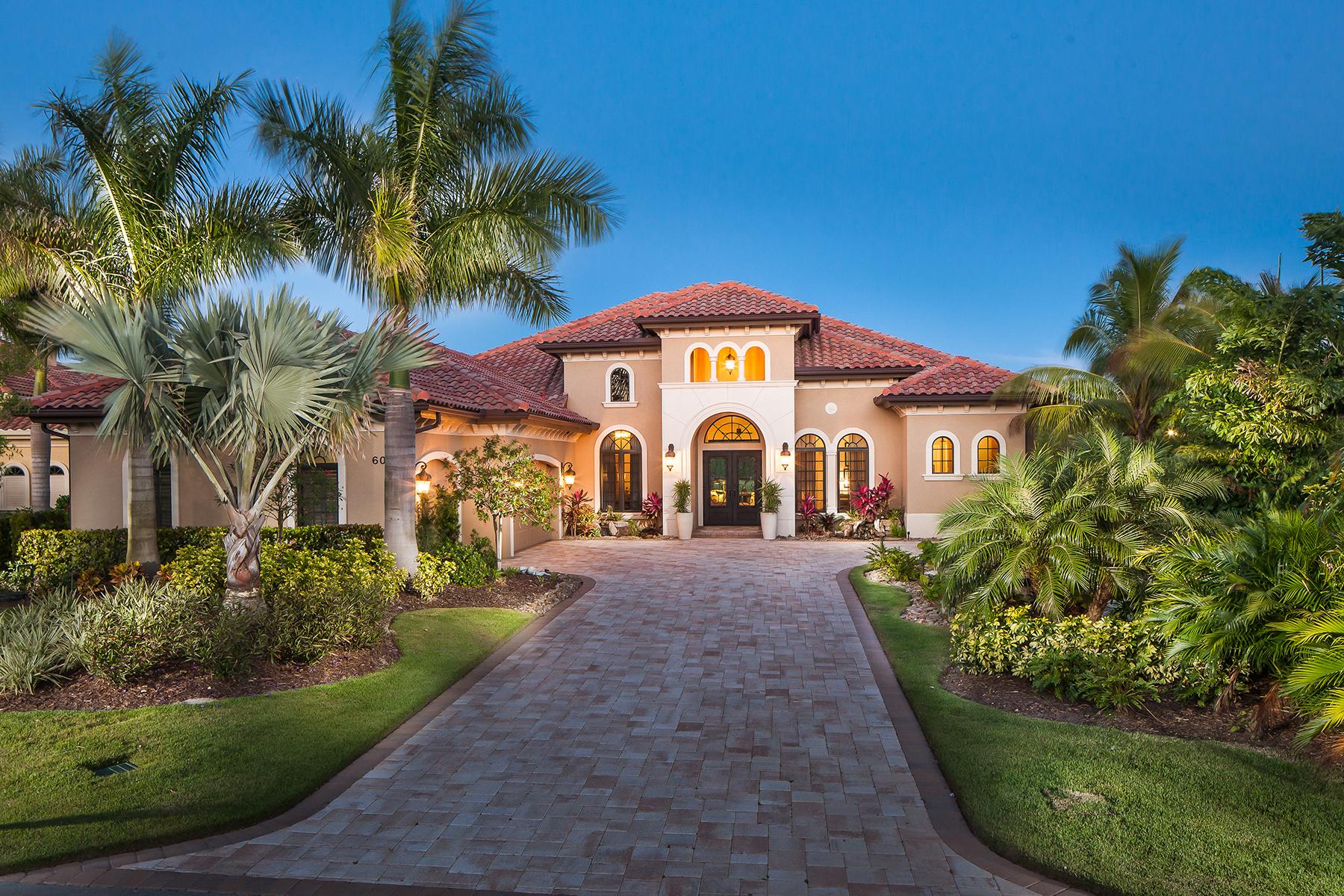 独户住宅 为 销售 在 QUAIL WEST 6072 Sunnyslope Dr 那不勒斯, 佛罗里达州, 34119 美国