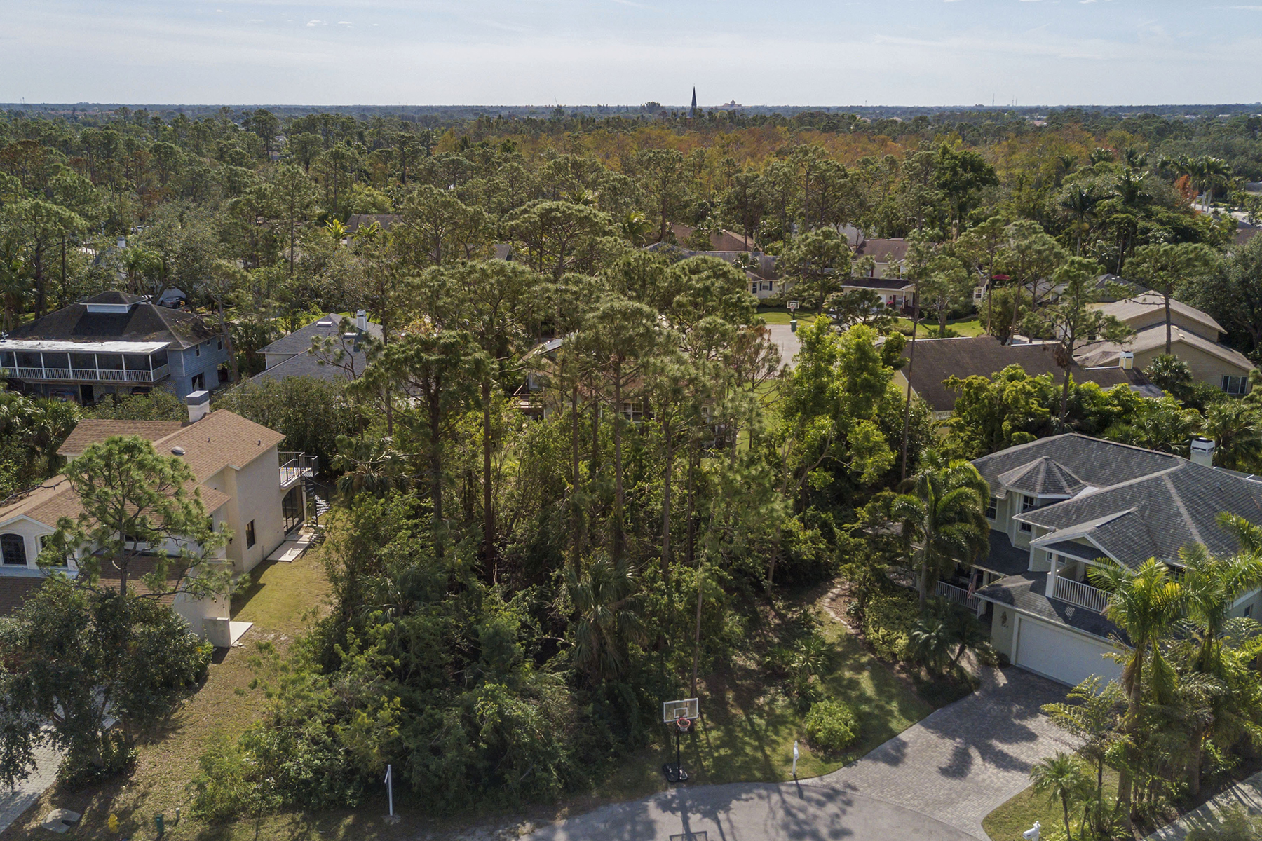 Земля для того Продажа на PALM RIVER - CANDLEWOOD 540 Carpenter Ct, Naples, Флорида, 34110 Соединенные Штаты