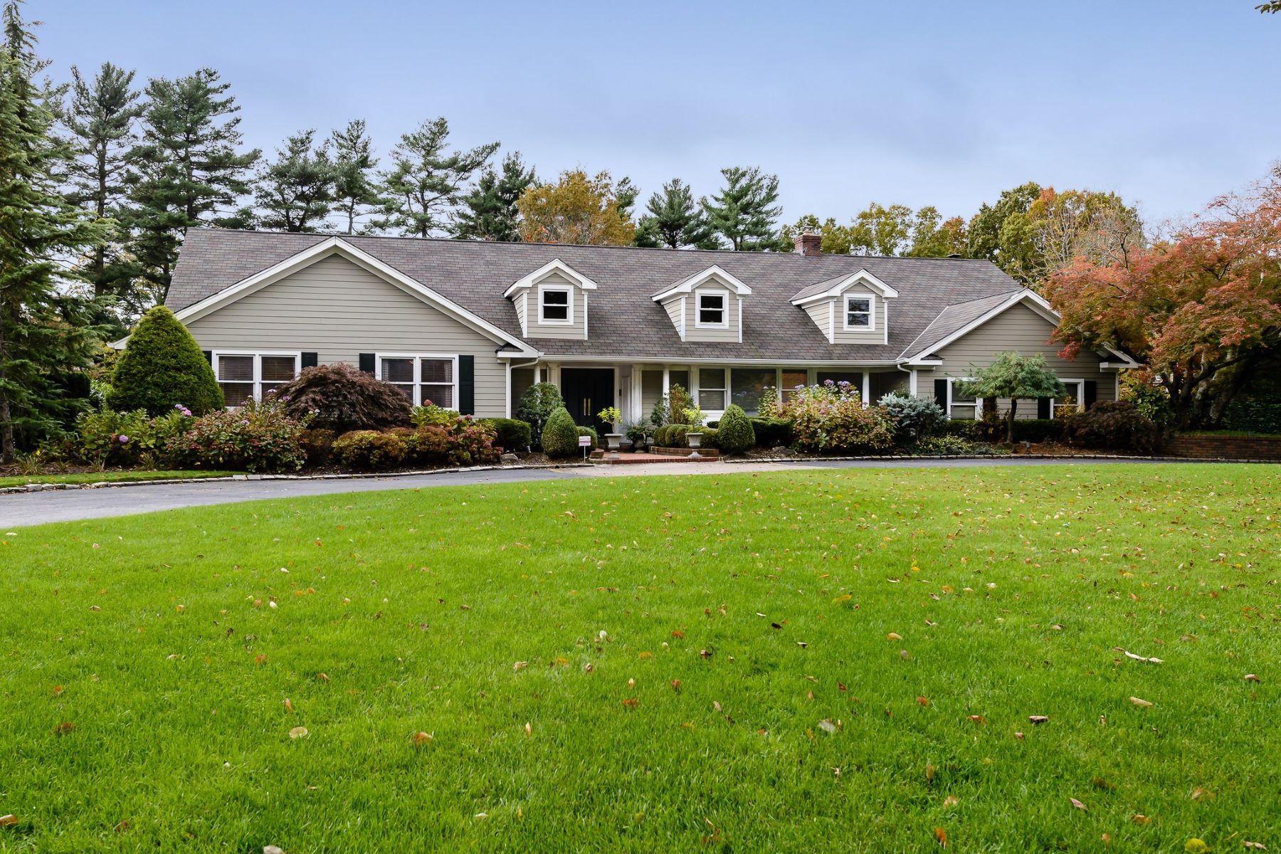 واحد منزل الأسرة للـ Sale في 10 Terrace Ct , Old Westbury, NY 11568 10 Terrace Ct, Old Westbury, New York, 11568 United States