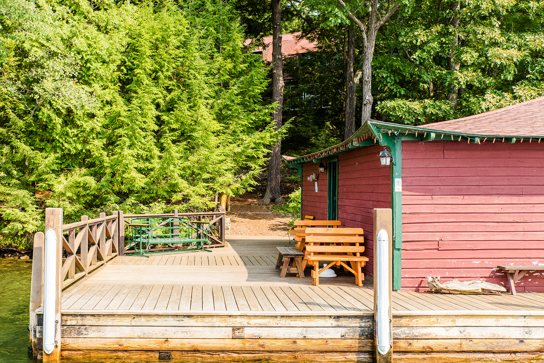 Additional photo for property listing at Tapawingo - Lake George Waterfront 32  Bean Rd Kattskill Bay, Нью-Йорк 12844 Соединенные Штаты