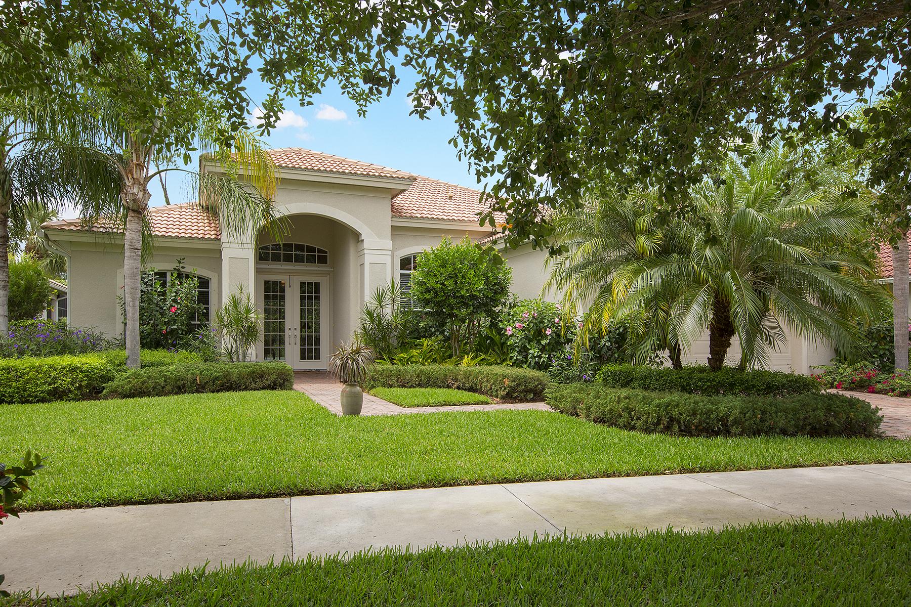 Casa Unifamiliar por un Venta en LELY RESORT 8924 Mustang Island Cir Naples, Florida, 34113 Estados Unidos