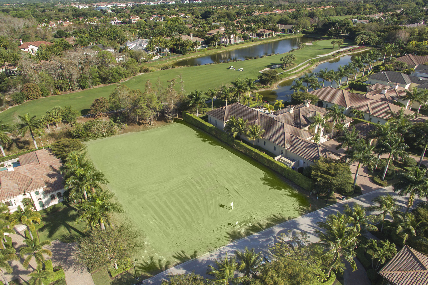 أراضي للـ Sale في ESTUARY AT GREY OAKS 1276 Osprey Trl, Naples, Florida, 34105 United States