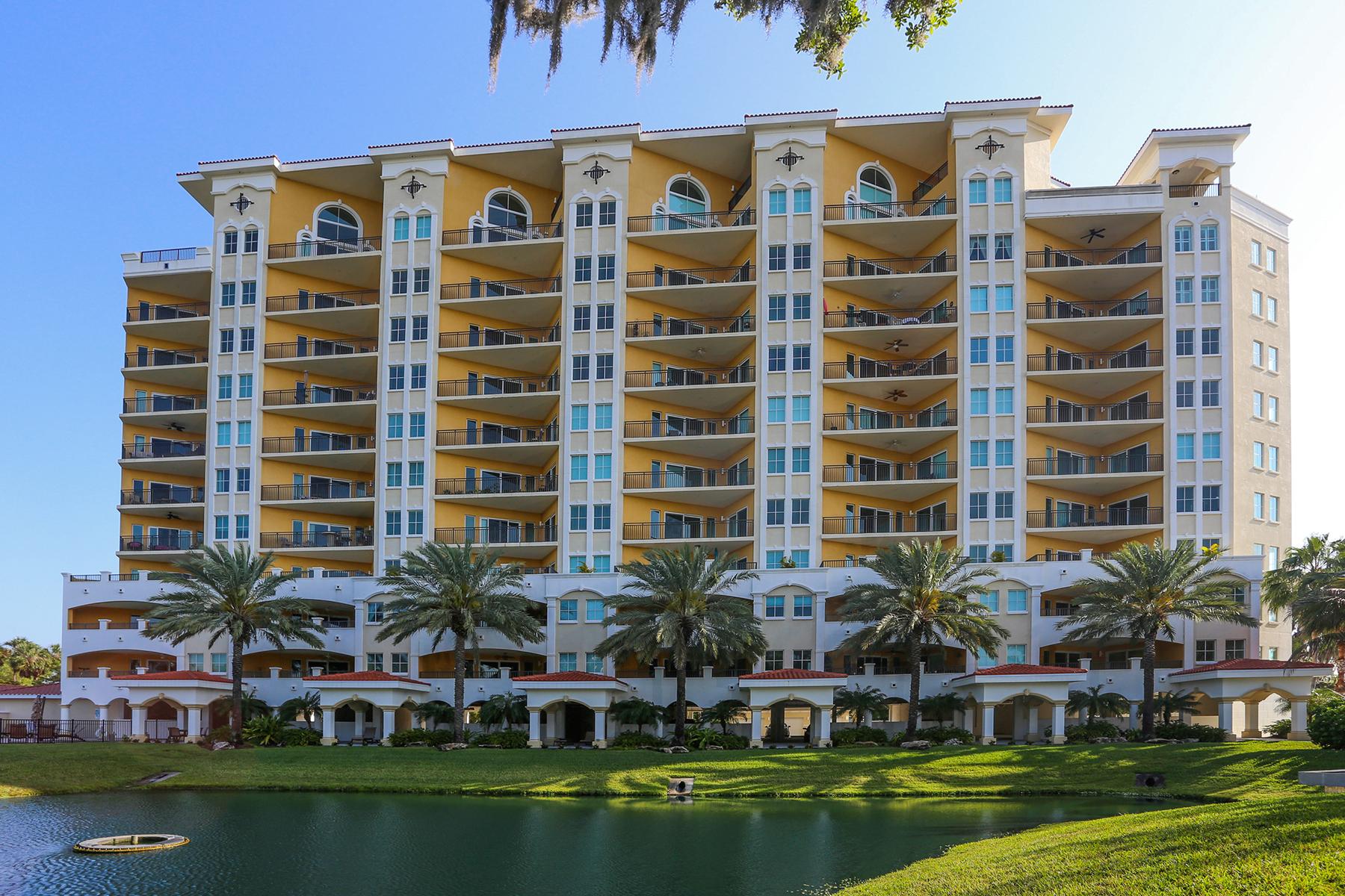 共管物業 為 出售 在 RIVIERA DUNES 501 Haben Blvd 602 Palmetto, 佛羅里達州, 34221 美國