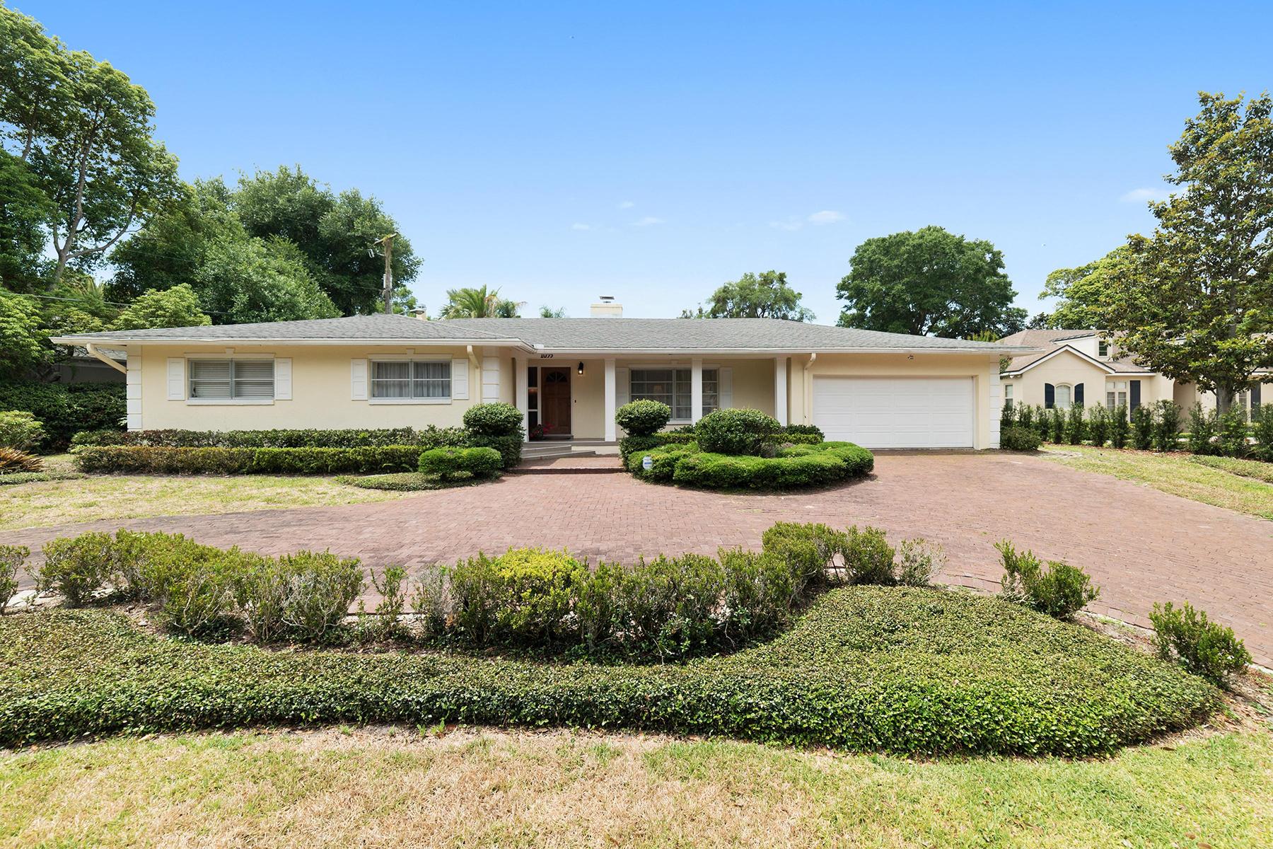 단독 가정 주택 용 매매 에 1095 Mckean Cir , Winter Park, FL 32789 1095 Mckean Cir Winter Park, 플로리다, 32789 미국