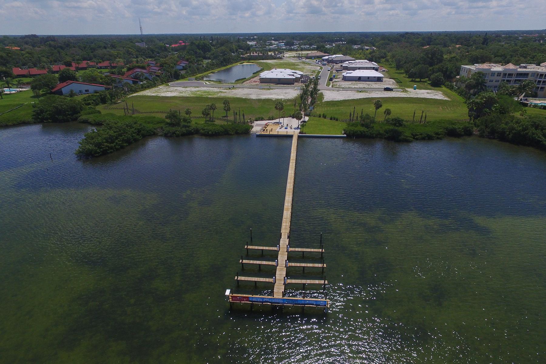 Terrain pour l Vente à BAYSIDE 37 Masthead Dr 37 Osprey, Florida, 34229 États-Unis