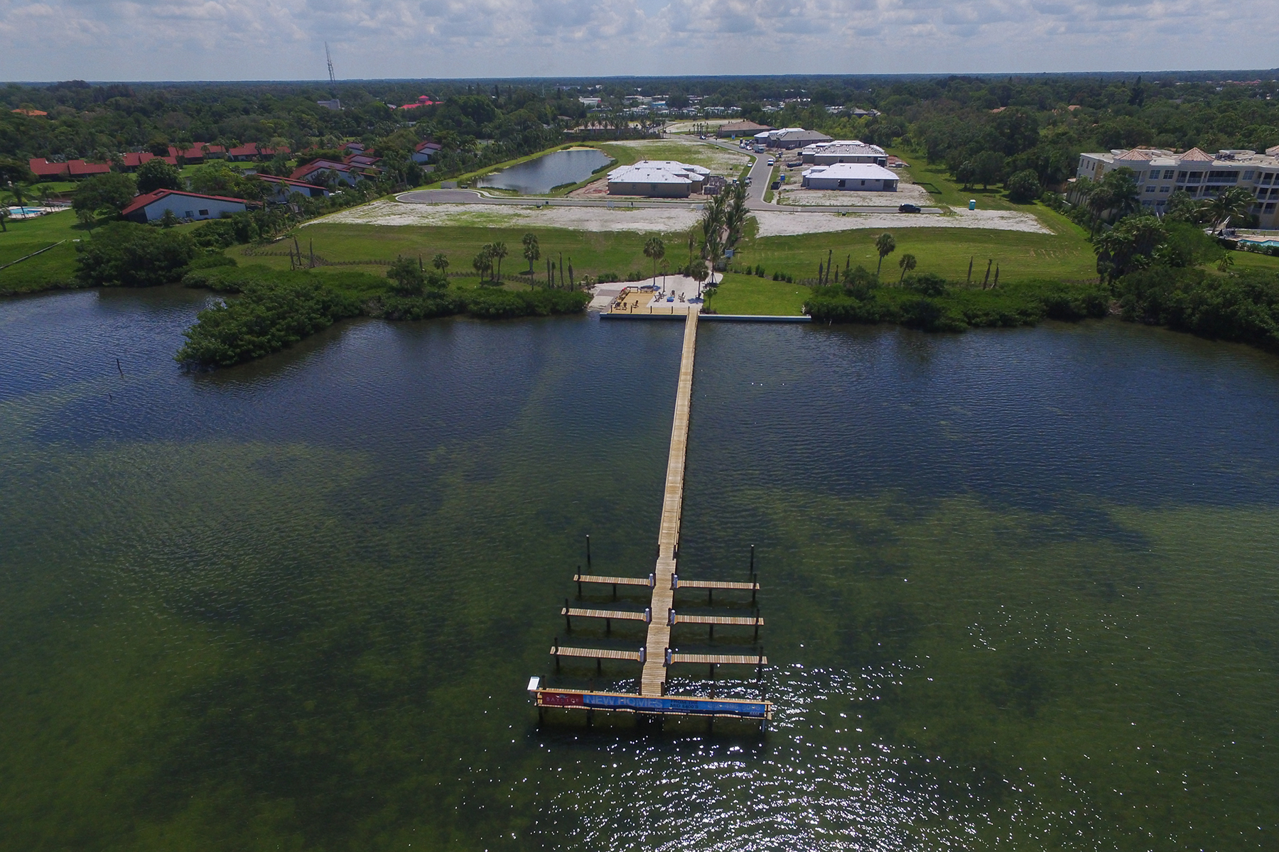 Land for Sale at BAYSIDE 37 Masthead Dr 37 Osprey, Florida, 34229 United States