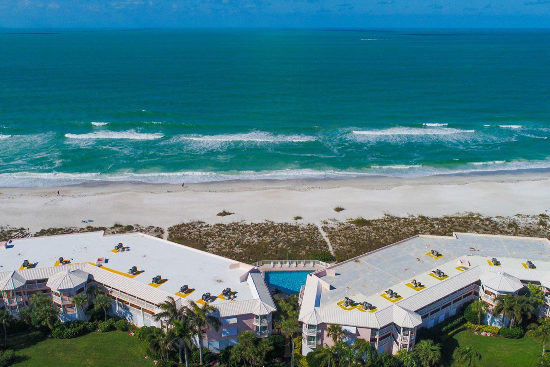 Piso por un Venta en ANNA MARIA ISLAND CLUB CONDOMINIUM 2600 Gulf Dr N 13 Bradenton Beach, Florida, 34217 Estados Unidos