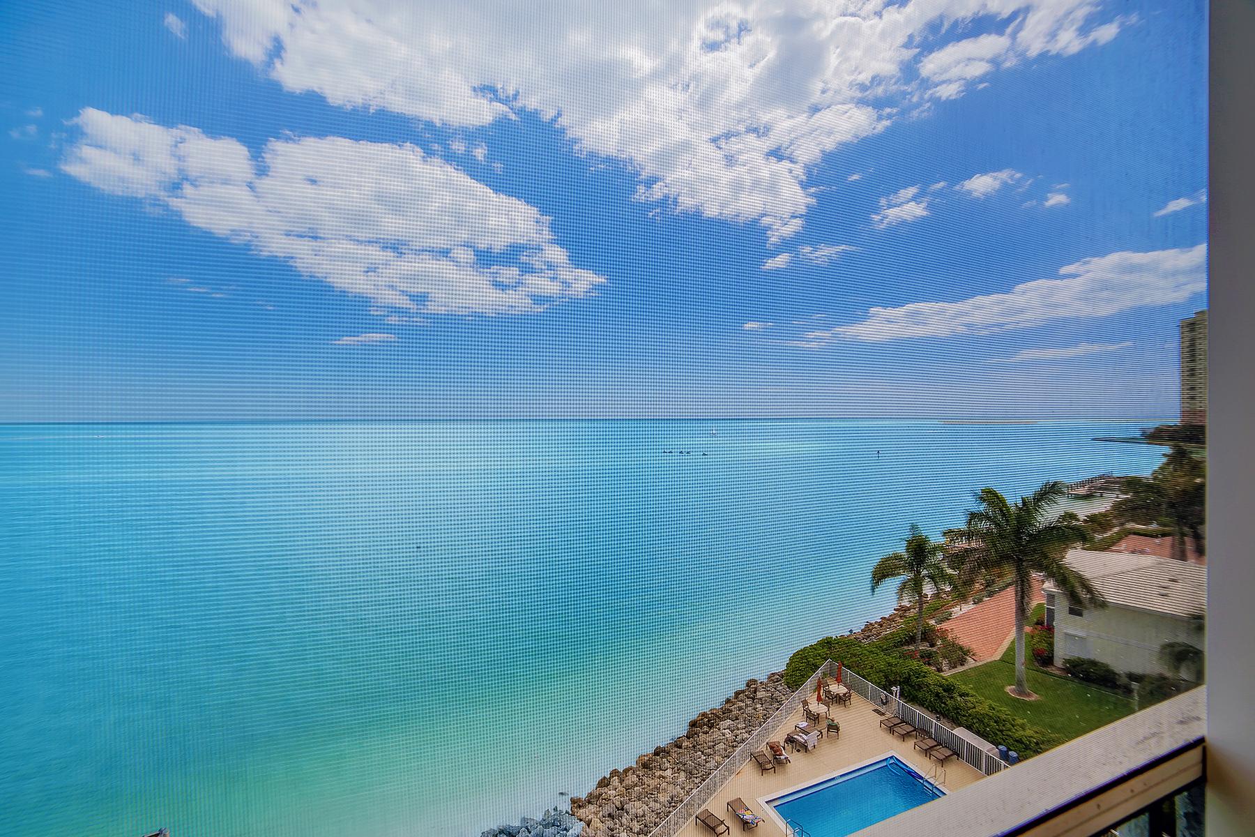 共管物業 為 出售 在 MARCO ISLAND 1020 S Collier Blvd 606 Marco Island, 佛羅里達州, 34145 美國