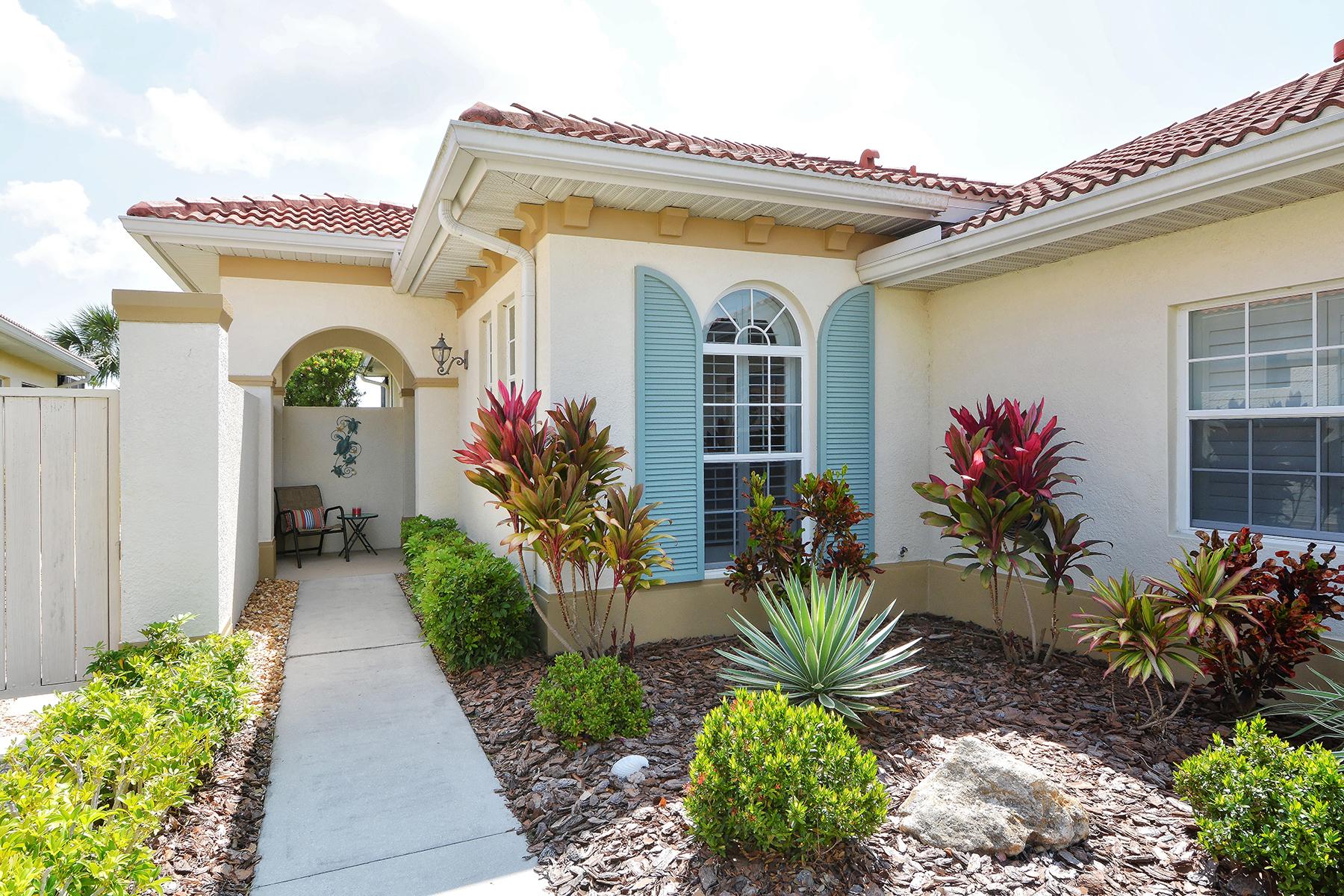 Tek Ailelik Ev için Satış at VENETIAN GOLF & RIVER CLUB 242 Mestre Pl North Venice, Florida, 34275 Amerika Birleşik Devletleri