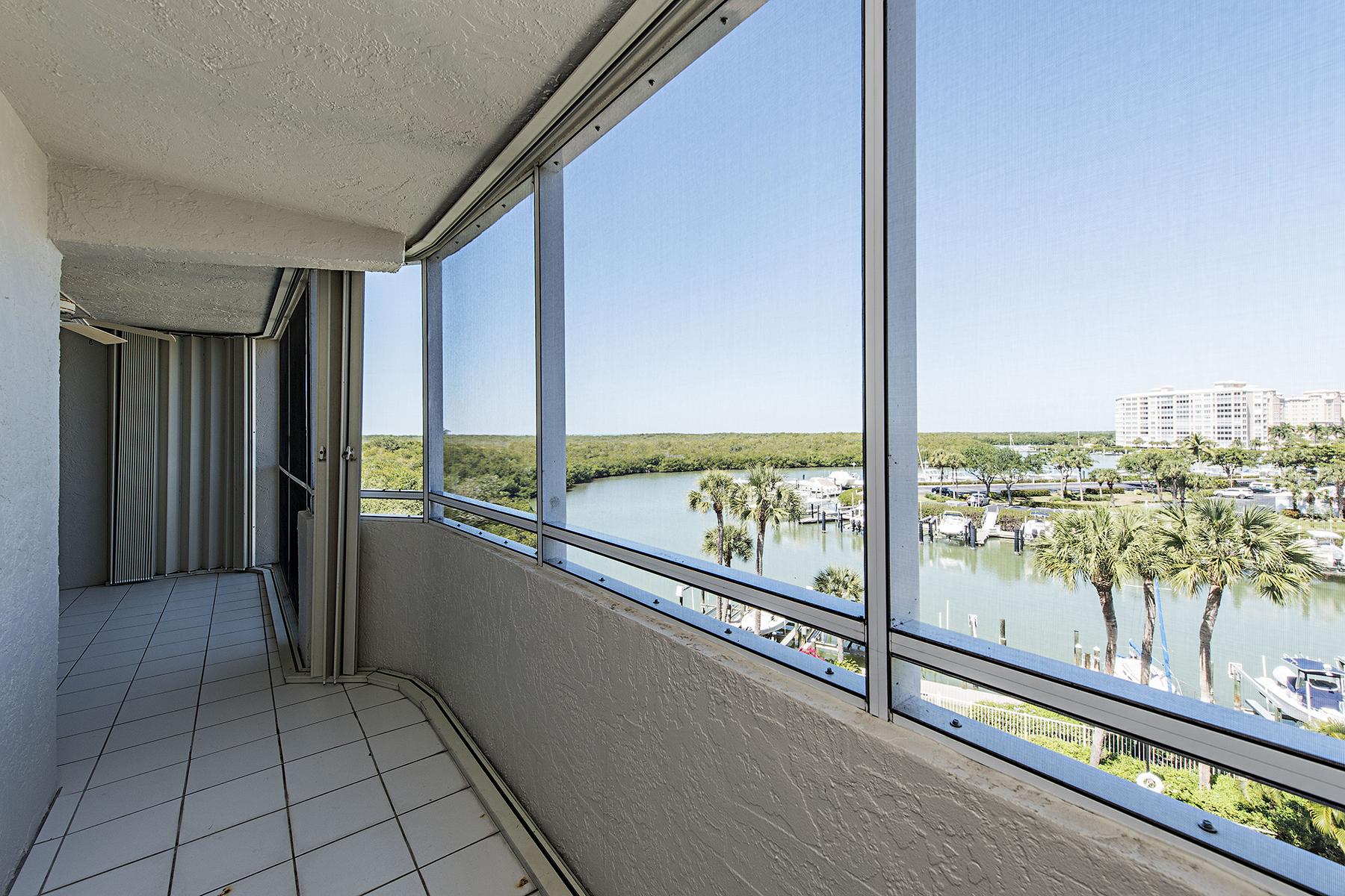共管物業 為 出售 在 VANDERBILT BEACH - ANCHORAGE AT VANDERBILT 12945 Vanderbilt Dr 504 Naples, 佛羅里達州, 34110 美國