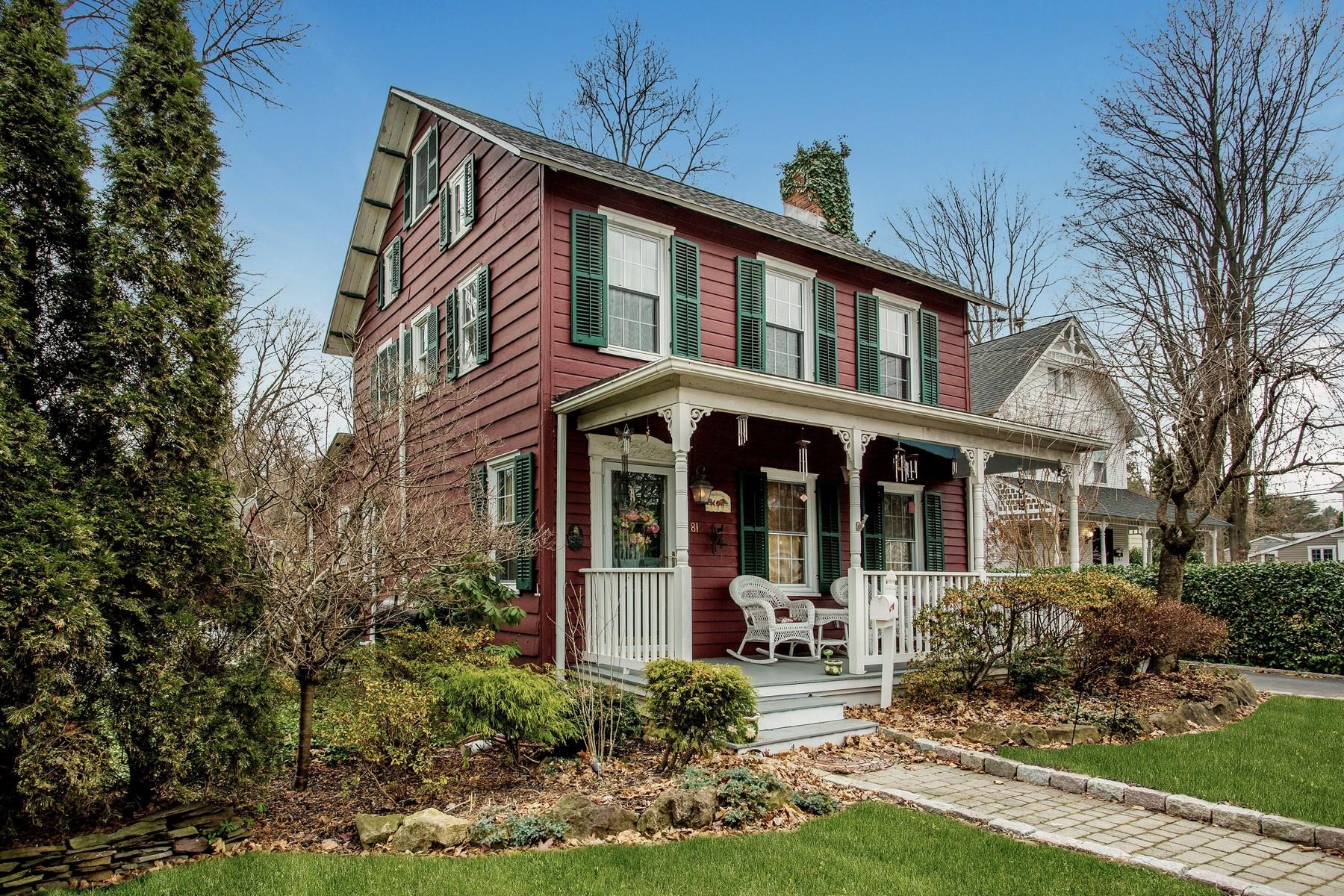 Частный односемейный дом для того Продажа на 81 W Neck Rd , Huntington, NY 11743 Huntington, Нью-Йорк, 11743 Соединенные Штаты