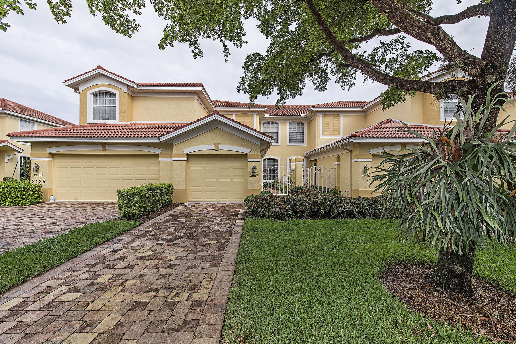 共管式独立产权公寓 为 销售 在 Naples 2125 Arielle Dr 2507, 那不勒斯, 佛罗里达州, 34109 美国