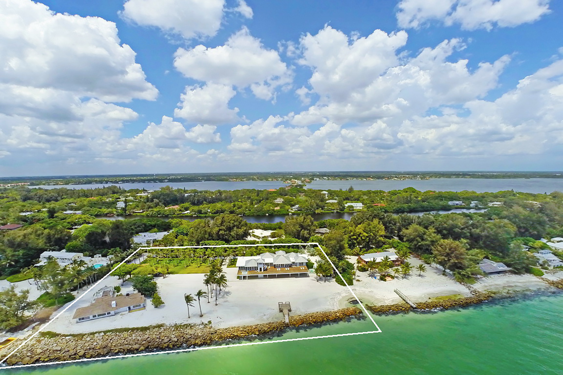 Additional photo for property listing at AQUADISIA 7712 & 766  Sanderling Rd,  Sarasota, Florida 34242 United States