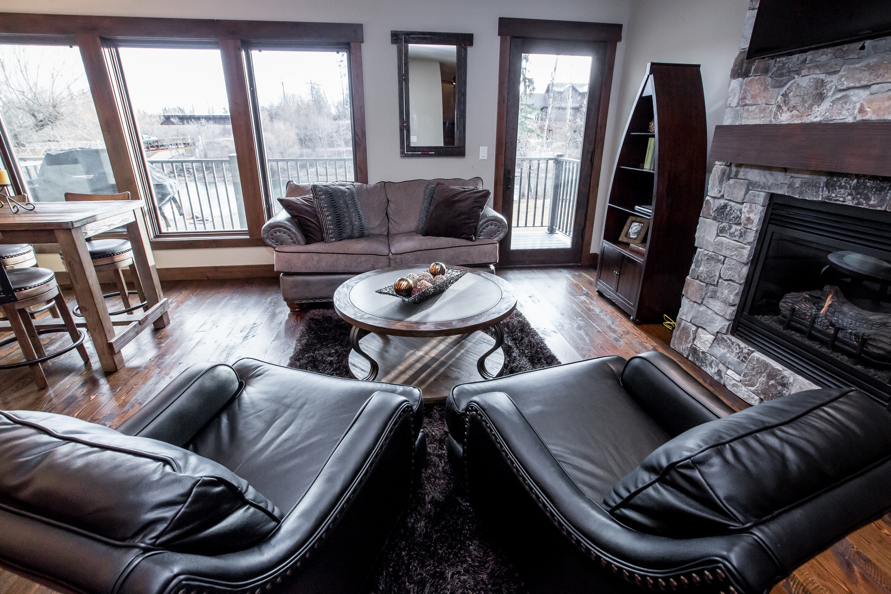 Condominium for Sale at 1 Woodland Place, Unit C, Whitefish, MT 59937 1 Woodland Pl Unit C Whitefish, Montana 59937 United States